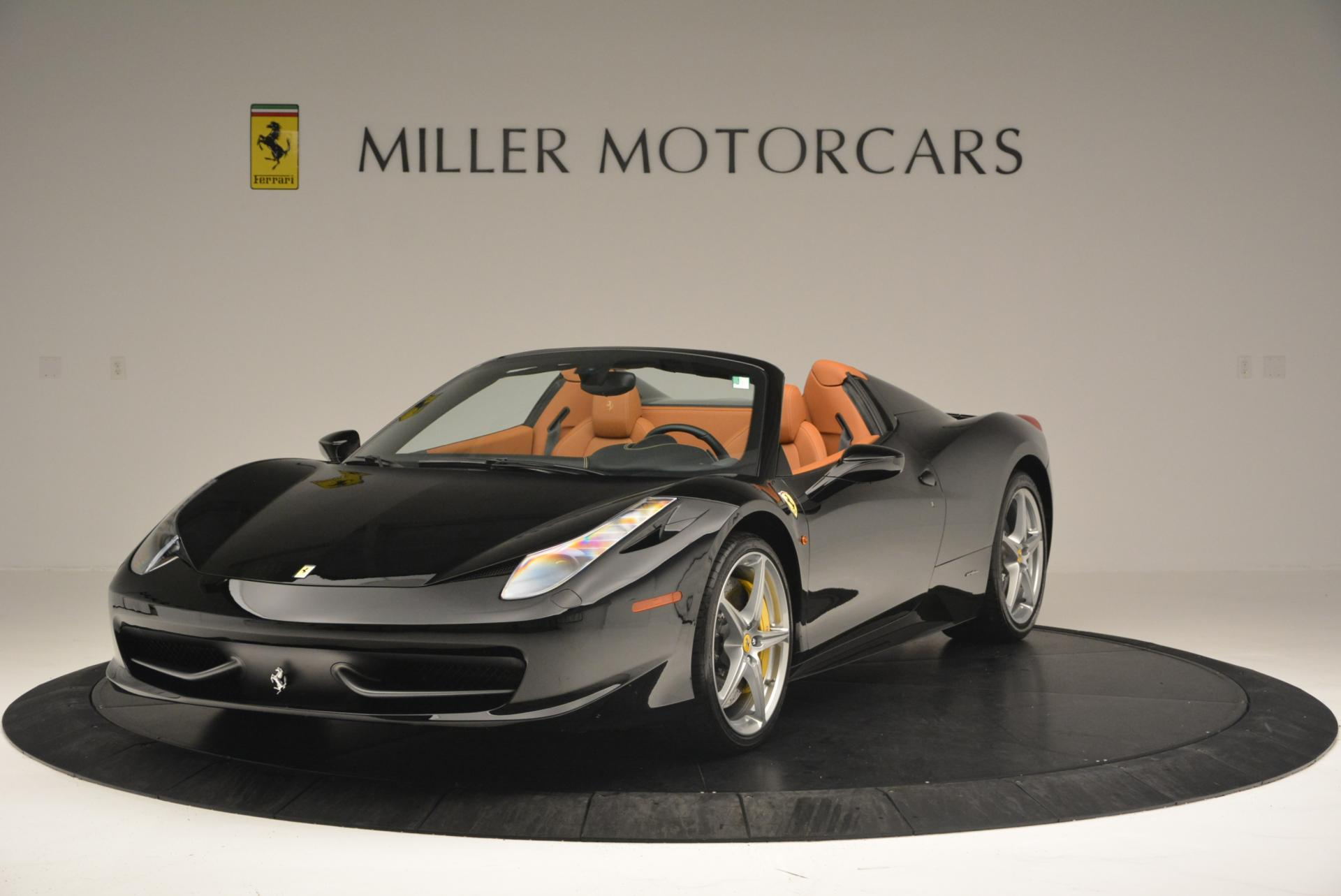 Used 2015 Ferrari 458 Spider  For Sale In Greenwich, CT