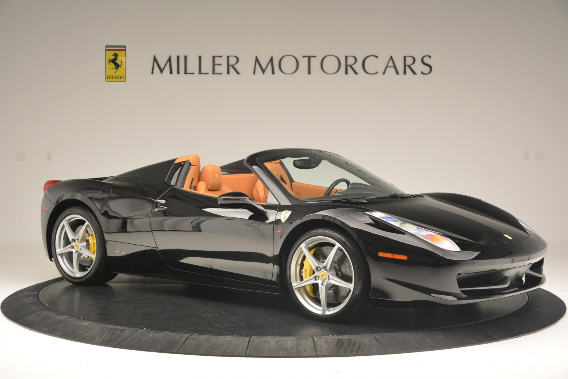 Used 2015 Ferrari 458 Spider  For Sale In Greenwich, CT 137_p10