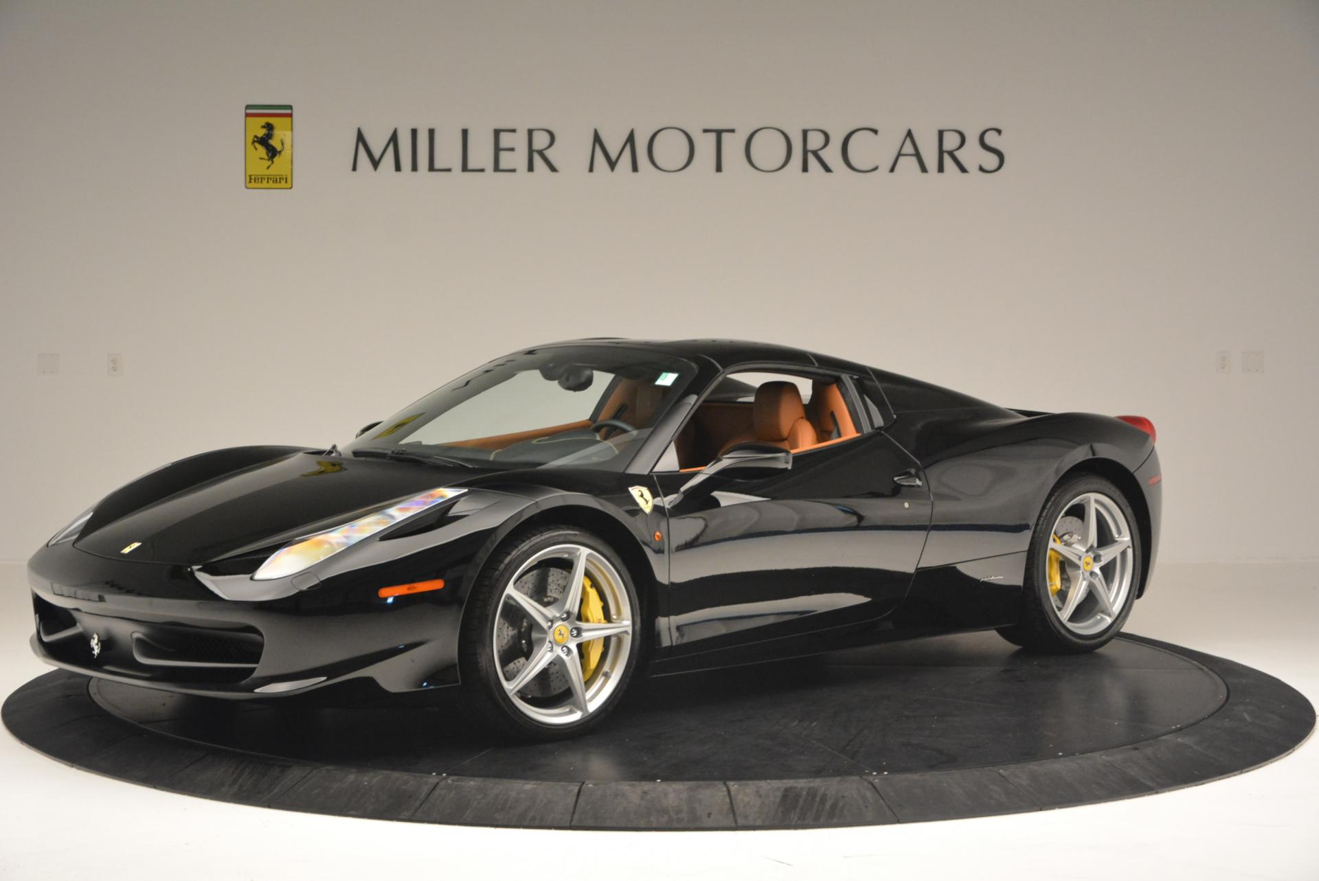 Used 2015 Ferrari 458 Spider  For Sale In Greenwich, CT 137_p14
