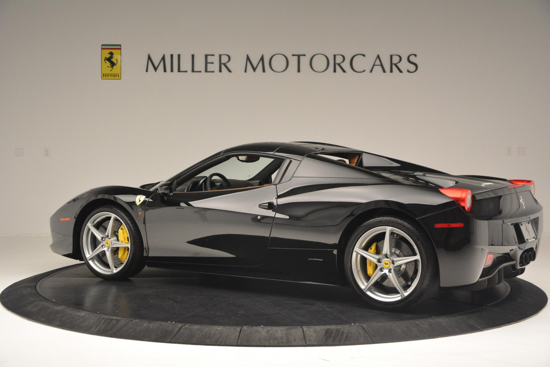 Used 2015 Ferrari 458 Spider  For Sale In Greenwich, CT 137_p16