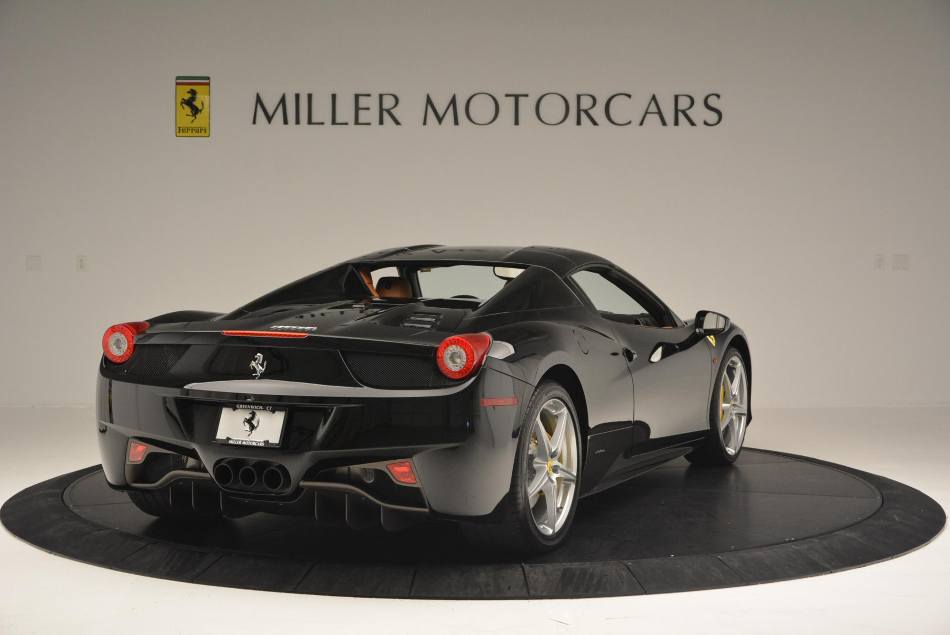 Used 2015 Ferrari 458 Spider  For Sale In Greenwich, CT 137_p19