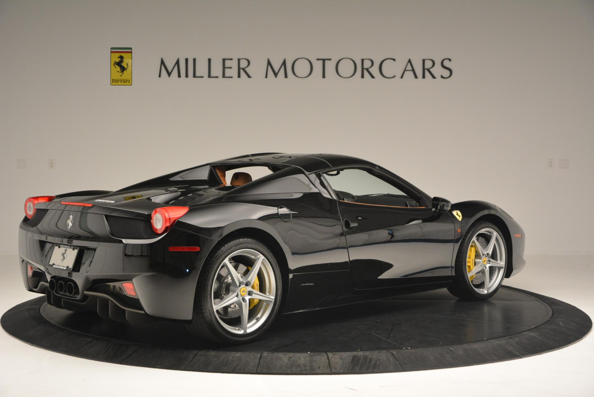 Used 2015 Ferrari 458 Spider  For Sale In Greenwich, CT 137_p20