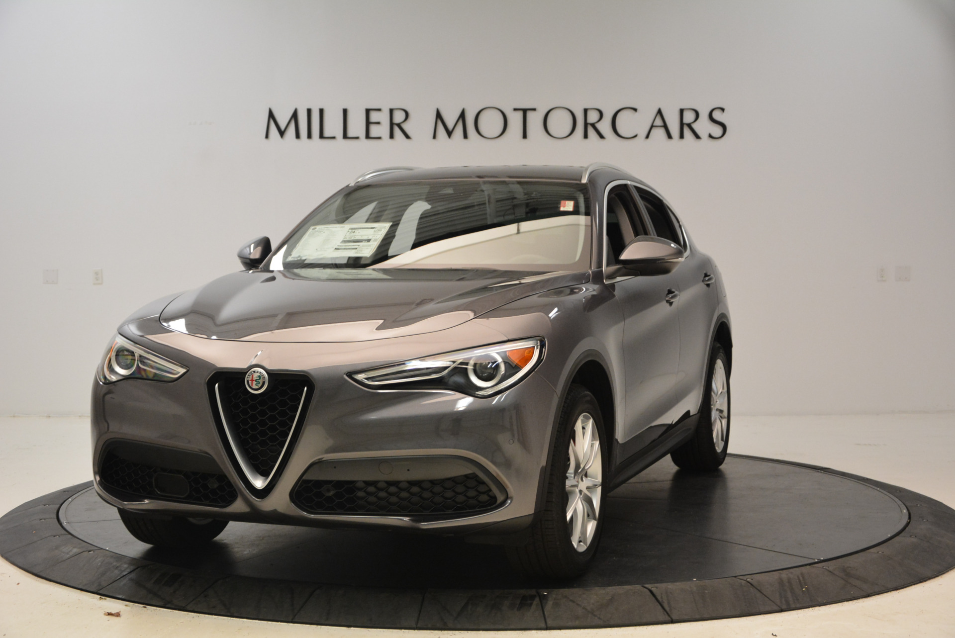 New 2018 Alfa Romeo Stelvio Ti Q4 For Sale In Greenwich, CT 1371_main