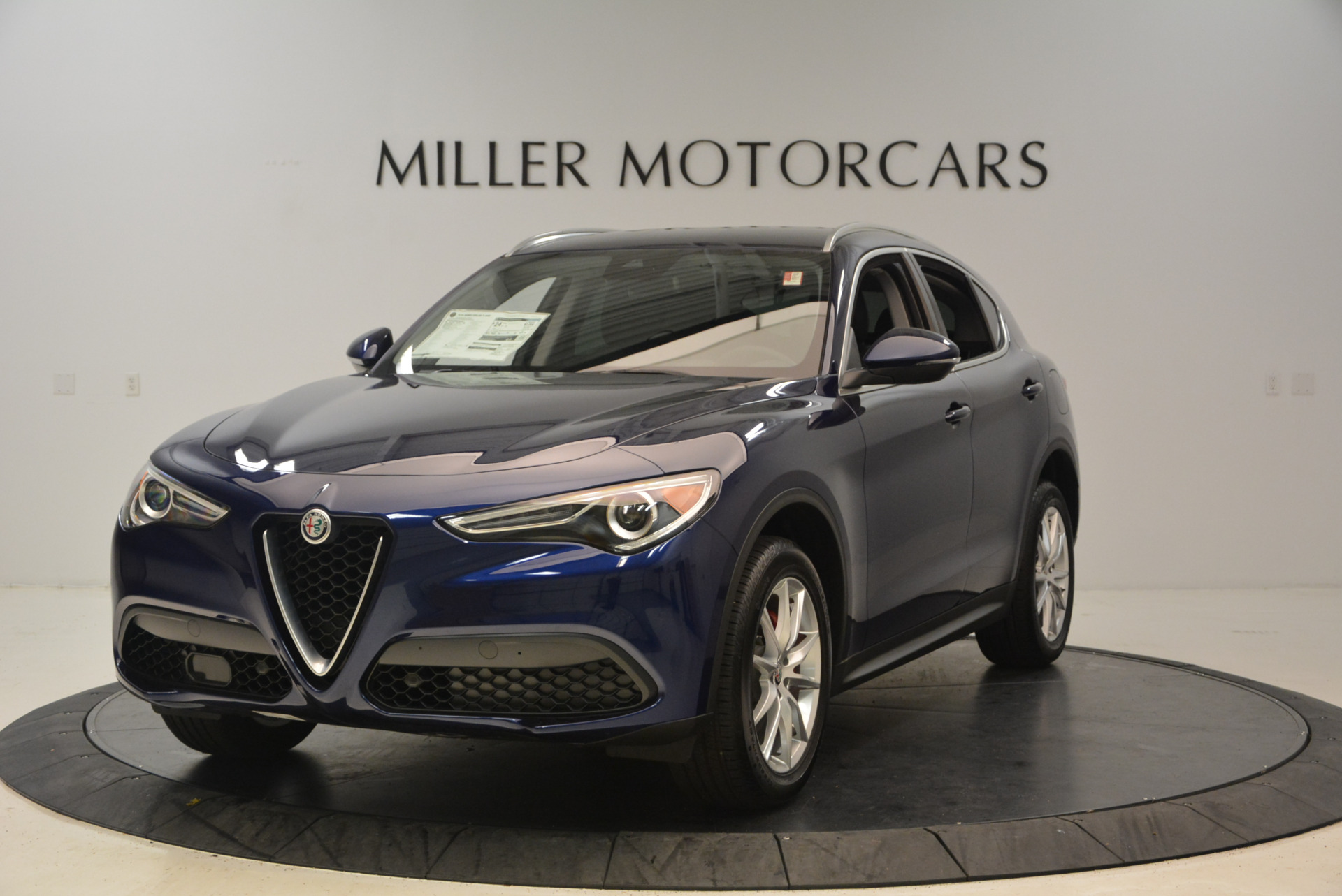 New 2018 Alfa Romeo Stelvio Ti Q4 For Sale In Greenwich, CT 1373_main