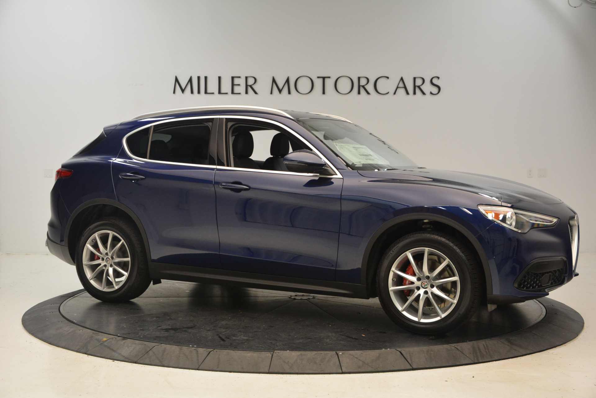 New 2018 Alfa Romeo Stelvio Ti Q4 For Sale In Greenwich, CT 1373_p10