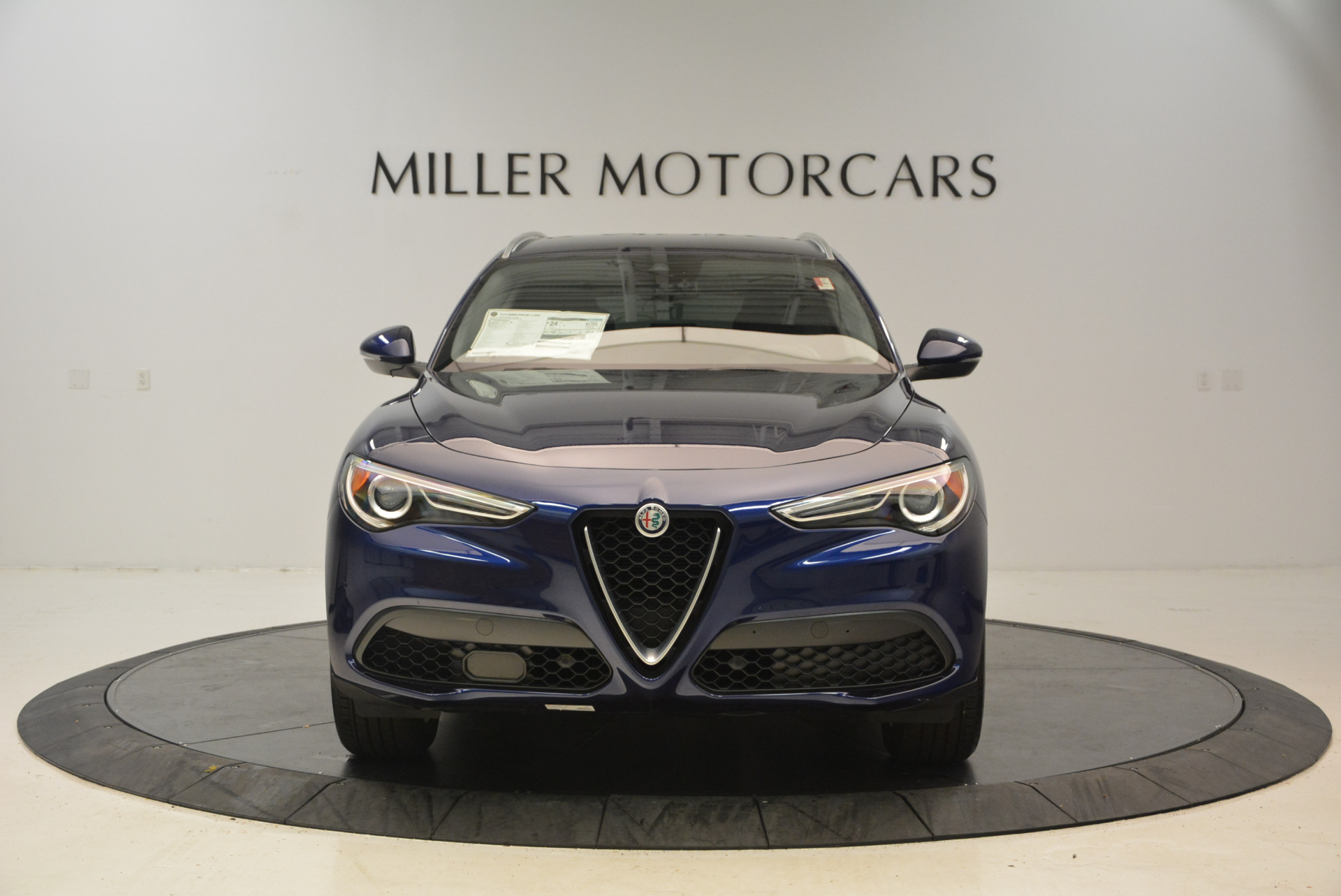 New 2018 Alfa Romeo Stelvio Ti Q4 For Sale In Greenwich, CT 1373_p12