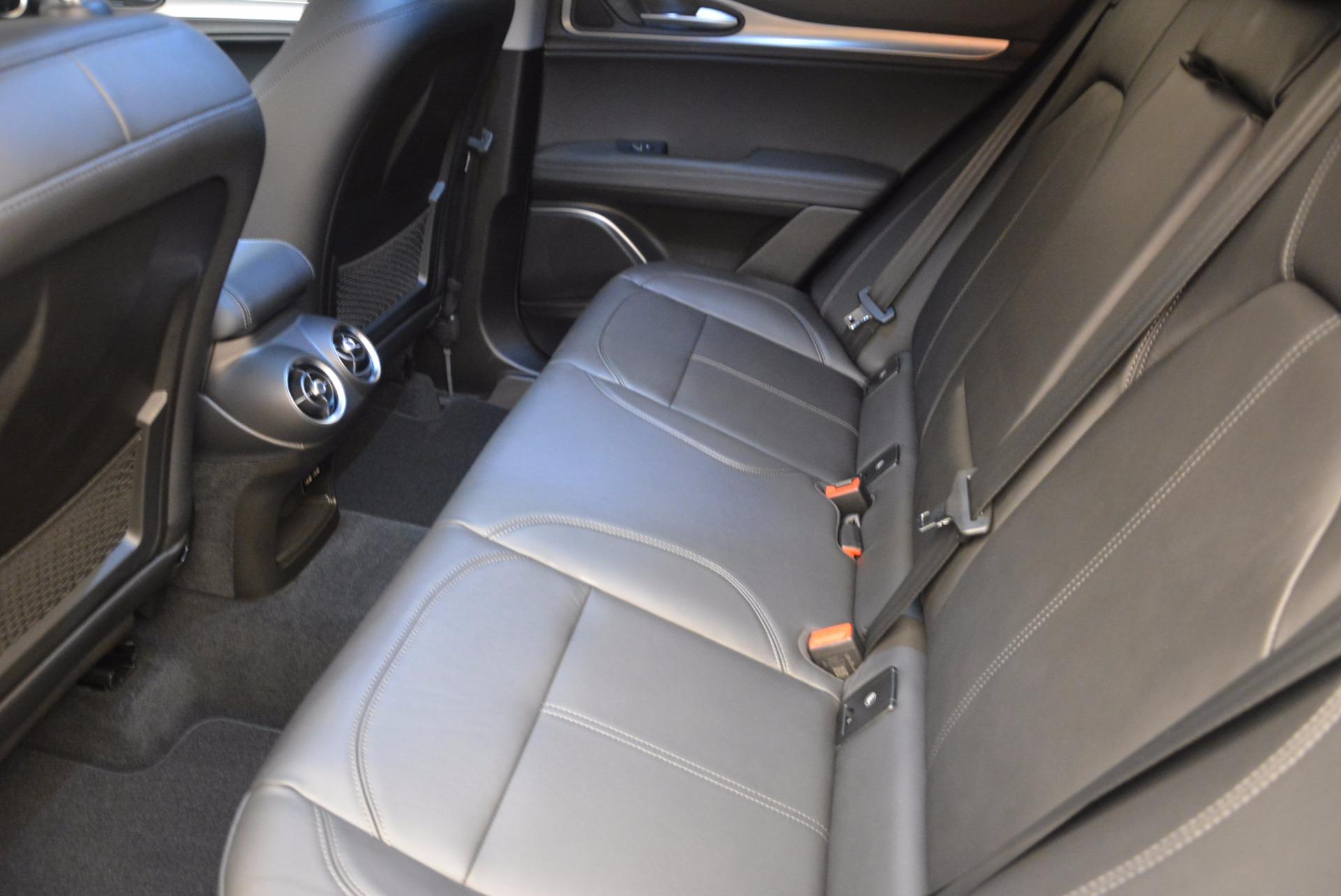 Used 2018 Alfa Romeo Stelvio Ti Q4 For Sale In Greenwich, CT 1374_p23