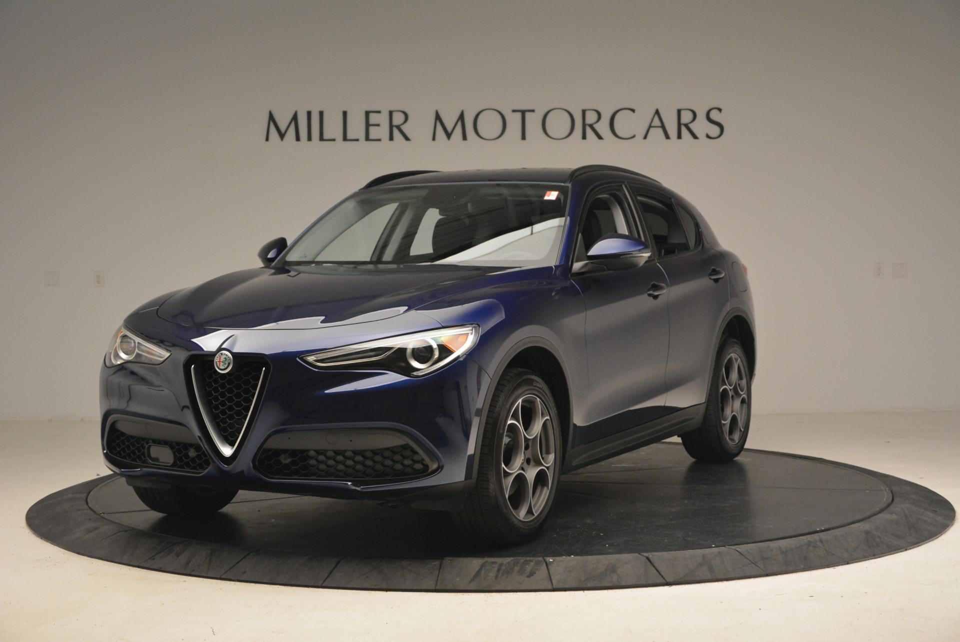 New 2018 Alfa Romeo Stelvio Sport Q4 For Sale In Greenwich, CT 1375_main