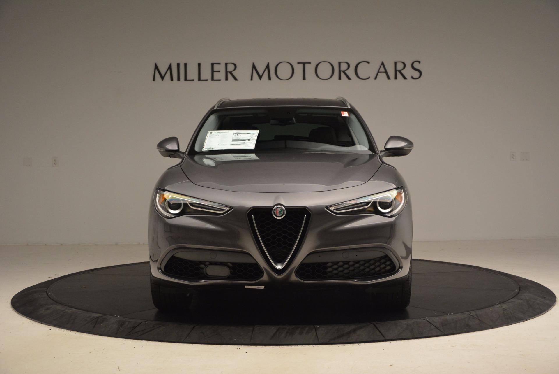 New 2018 Alfa Romeo Stelvio Q4 For Sale In Greenwich, CT 1376_p12