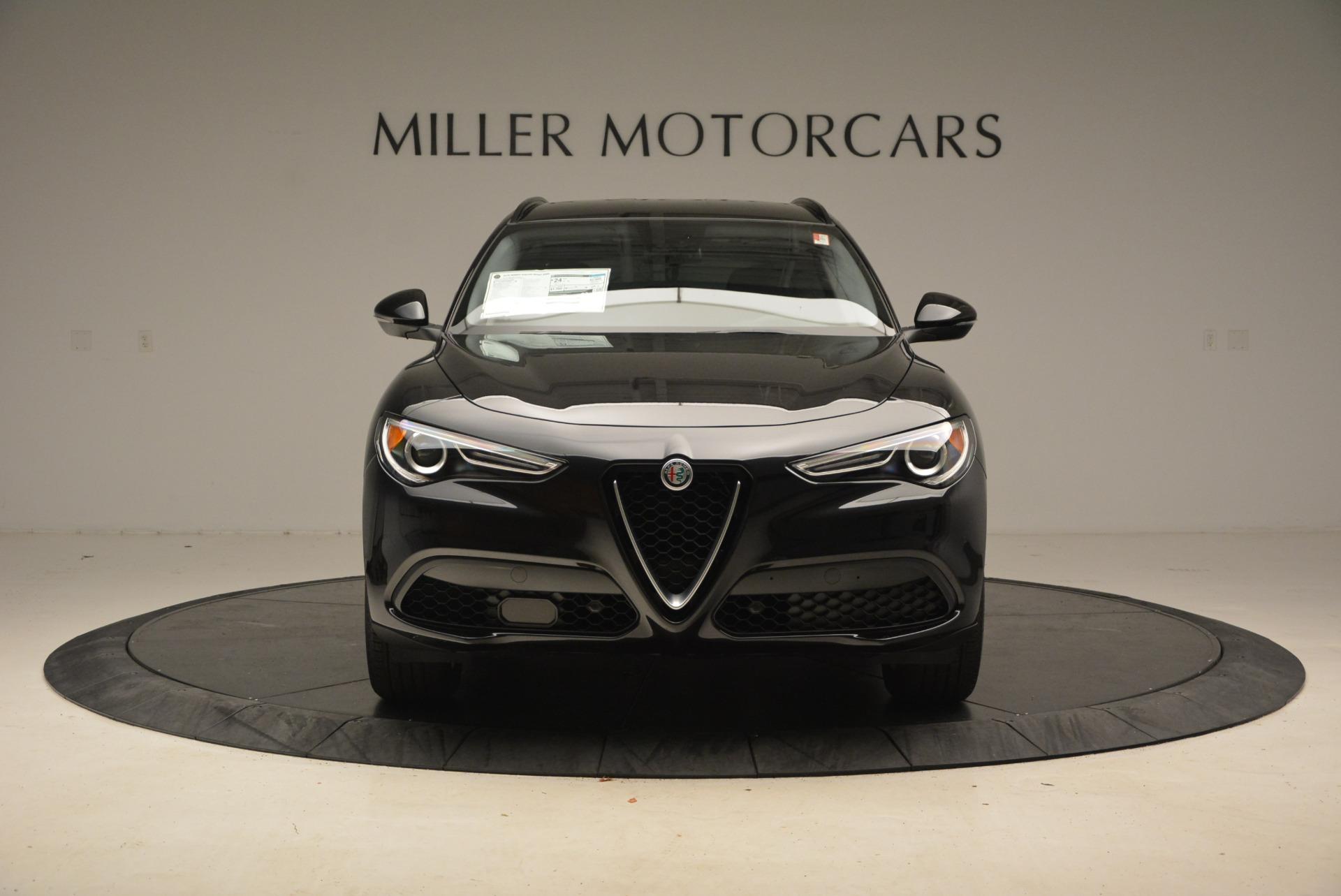 New 2018 Alfa Romeo Stelvio Sport Q4 For Sale In Greenwich, CT 1377_p12