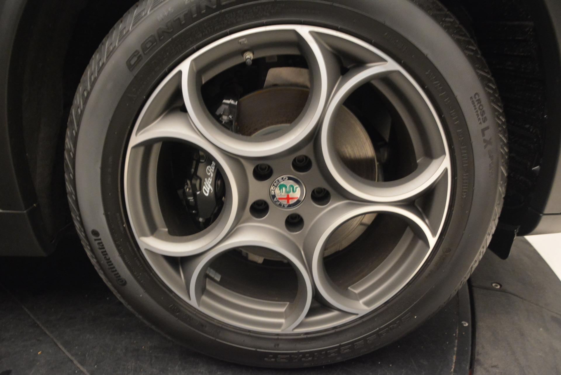New 2018 Alfa Romeo Stelvio Sport Q4 For Sale In Greenwich, CT 1377_p25