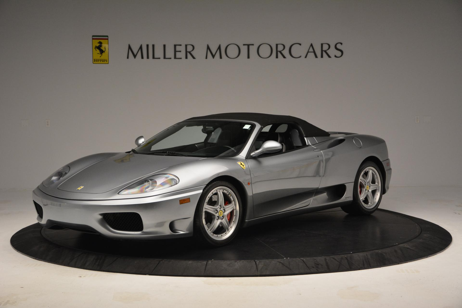 Used 2004 Ferrari 360 Spider 6-Speed Manual  For Sale In Greenwich, CT 138_p14