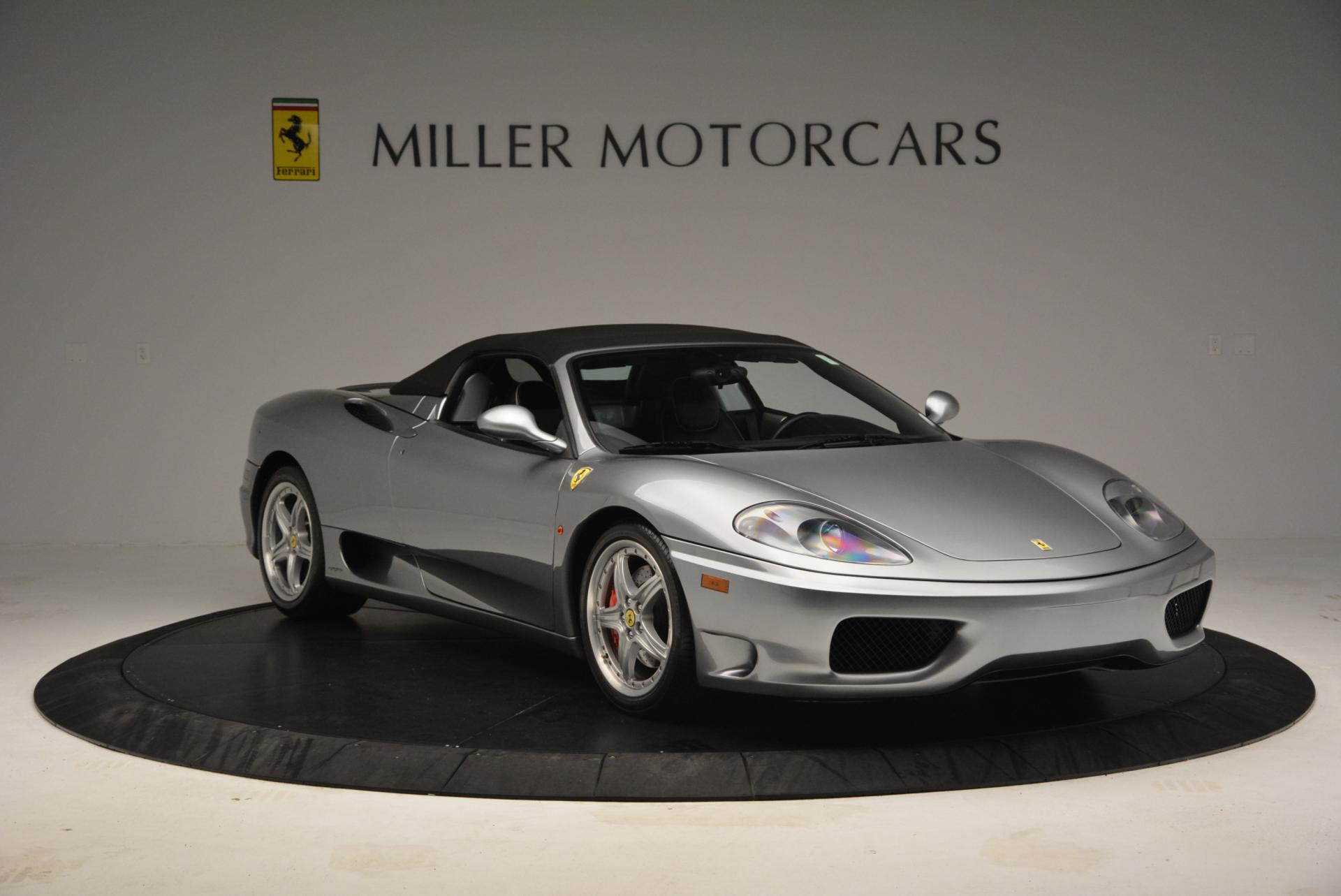 Used 2004 Ferrari 360 Spider 6-Speed Manual  For Sale In Greenwich, CT 138_p23