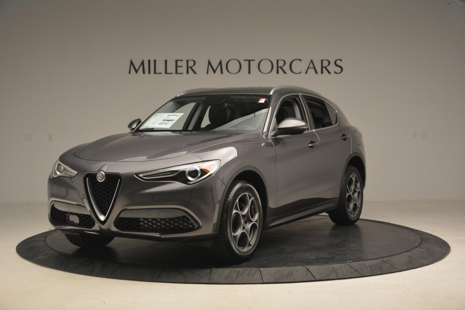 New 2018 Alfa Romeo Stelvio Sport Q4 For Sale In Greenwich, CT 1381_main