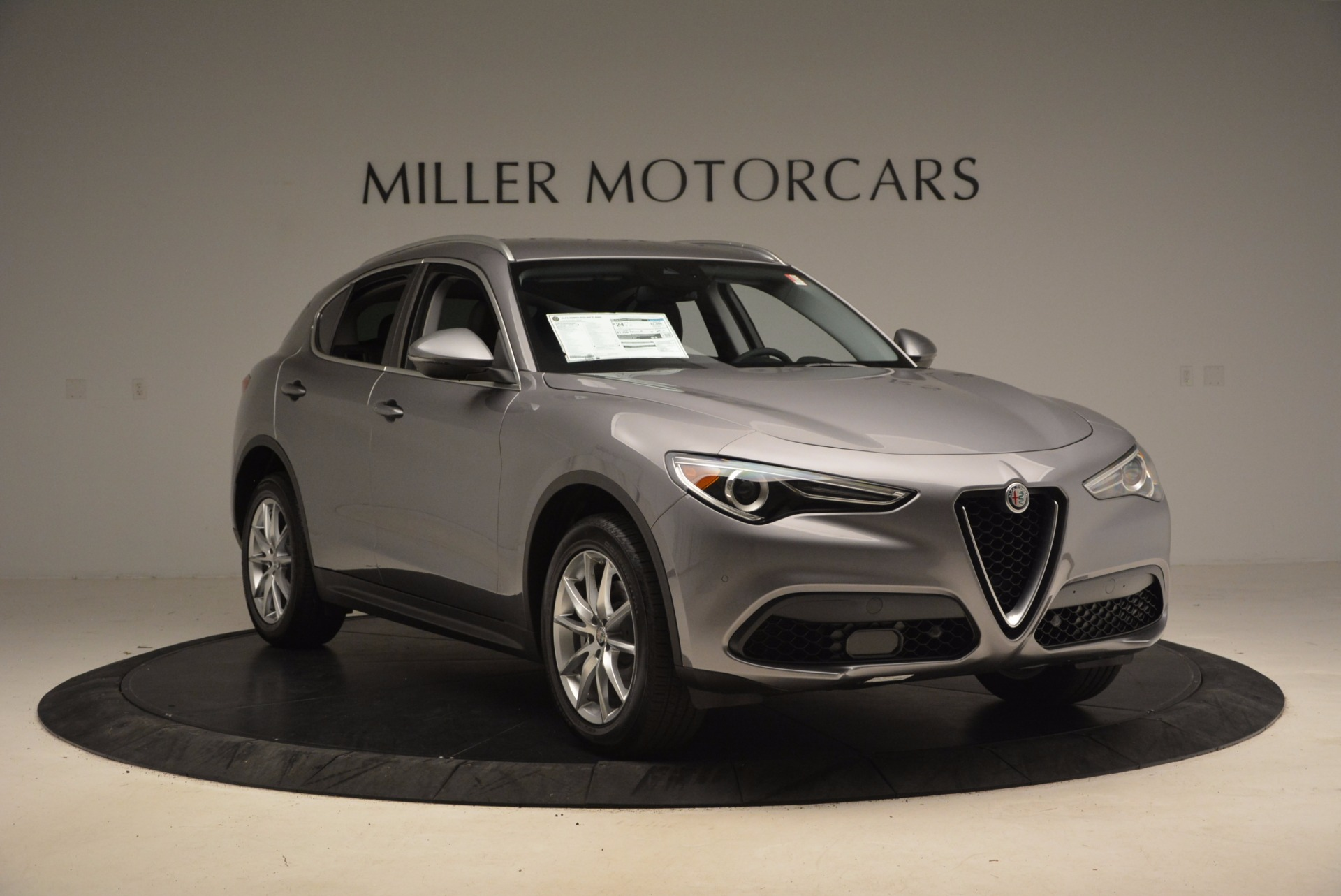 New 2018 Alfa Romeo Stelvio Ti Q4 For Sale In Greenwich, CT 1382_p11