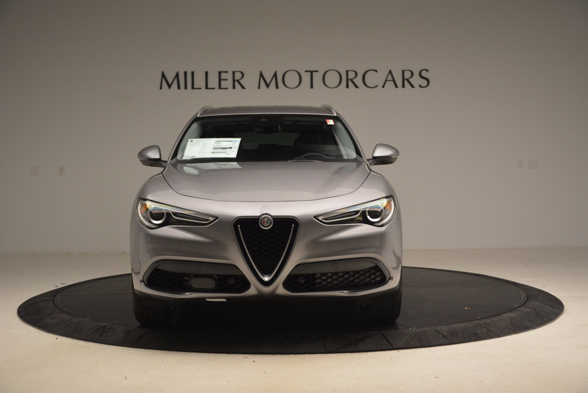 New 2018 Alfa Romeo Stelvio Ti Q4 For Sale In Greenwich, CT 1382_p12