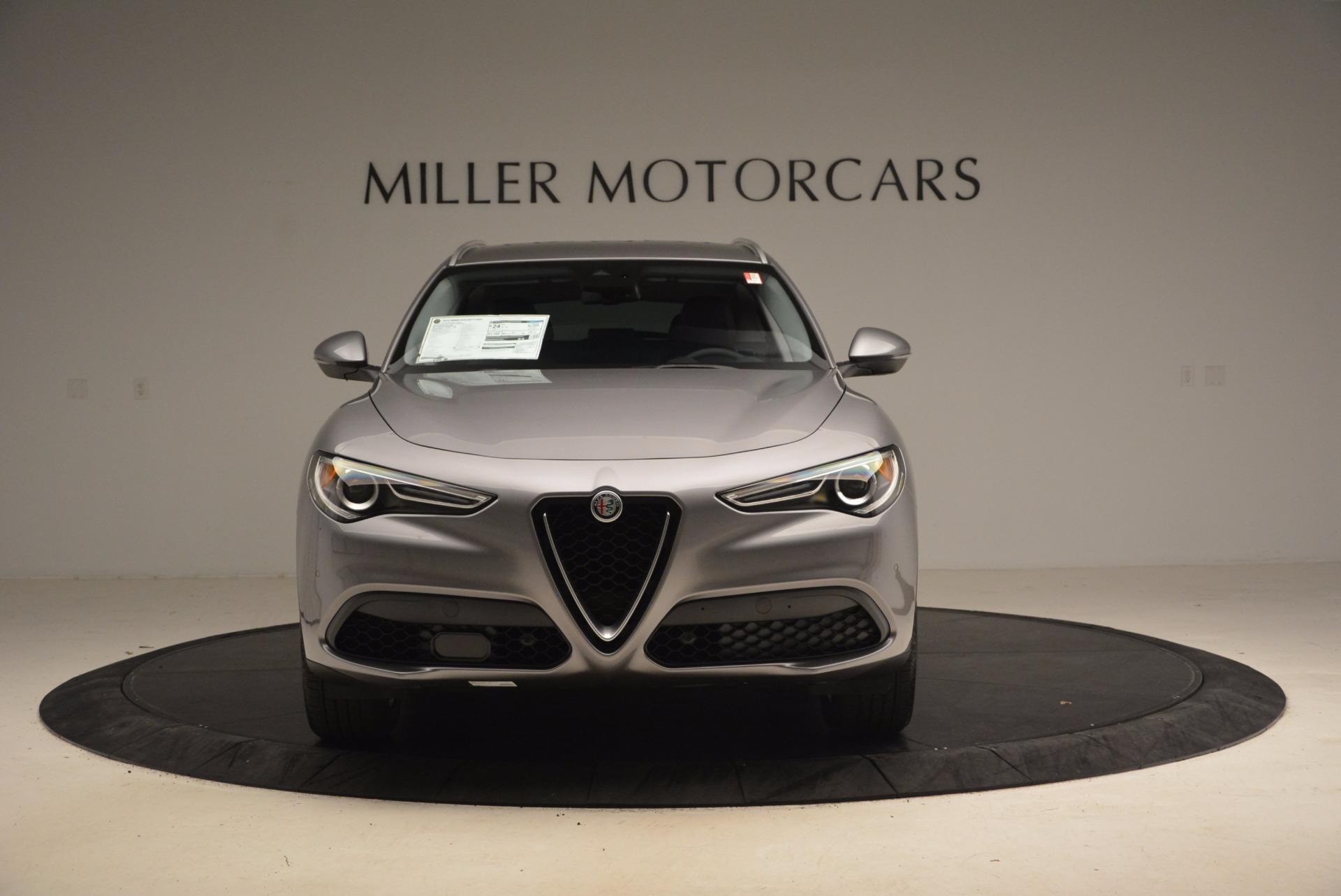 New 2018 Alfa Romeo Stelvio Ti Q4 For Sale In Greenwich, CT 1383_p12