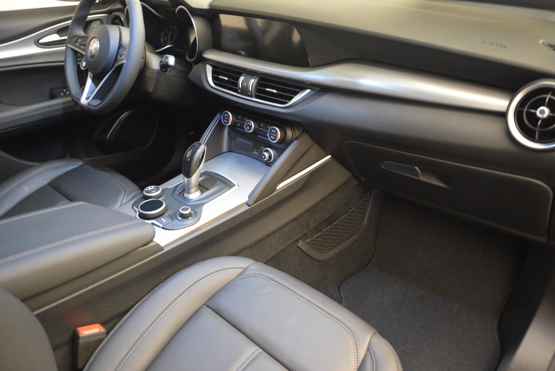New 2018 Alfa Romeo Stelvio Ti Q4 For Sale In Greenwich, CT 1383_p16