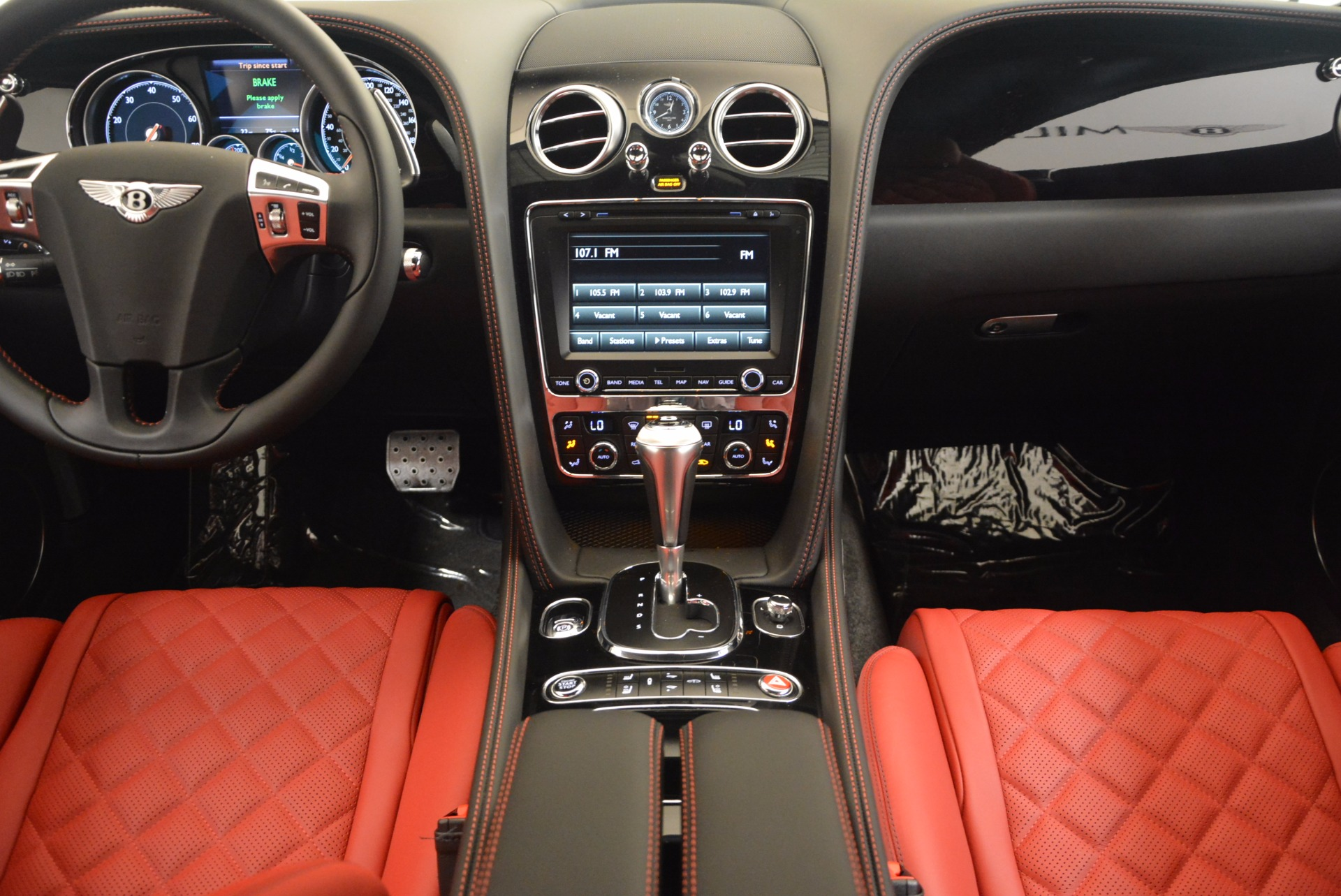 New 2017 Bentley Continental GT V8 S For Sale In Greenwich, CT 1384_p29