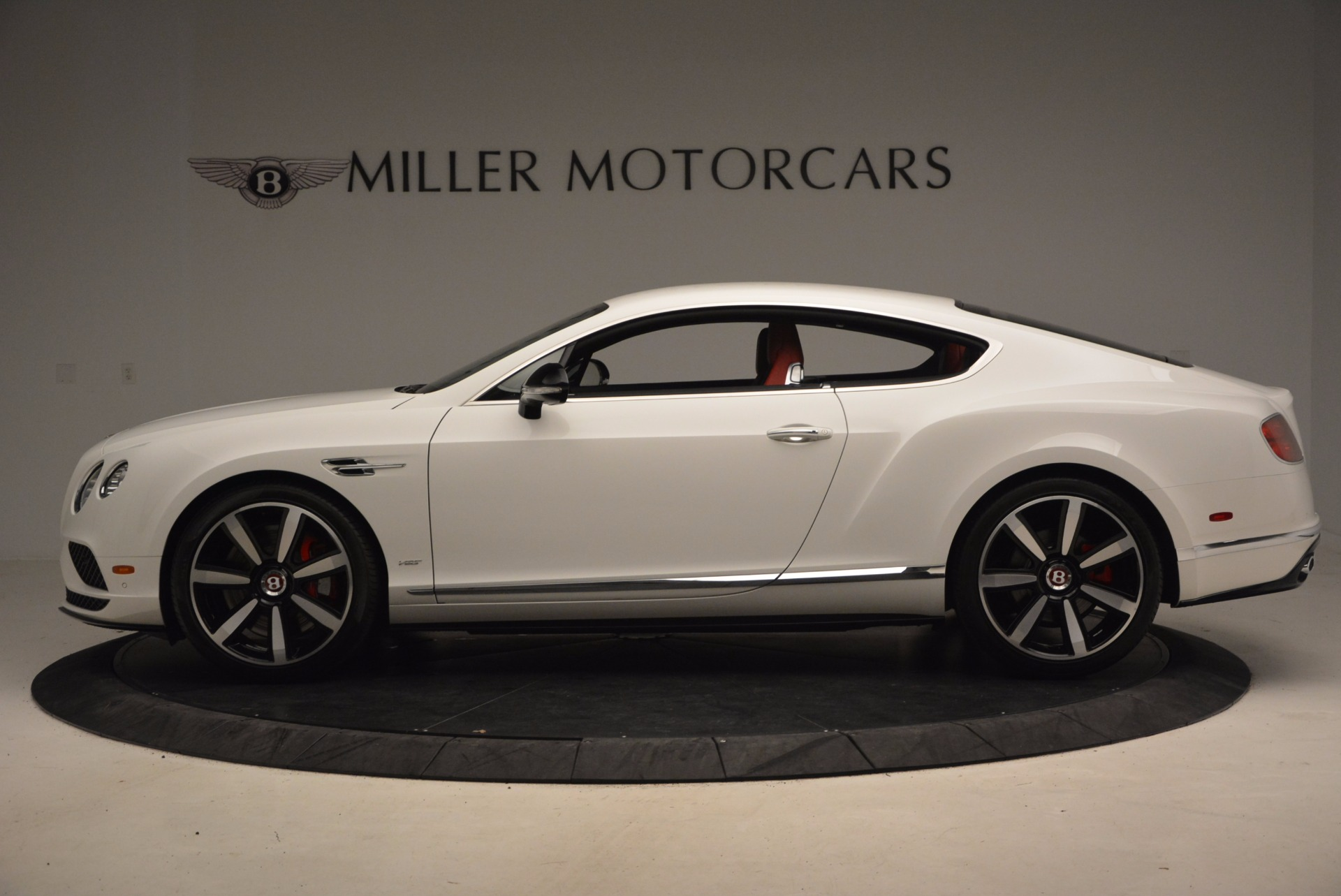 New 2017 Bentley Continental GT V8 S For Sale In Greenwich, CT 1384_p3