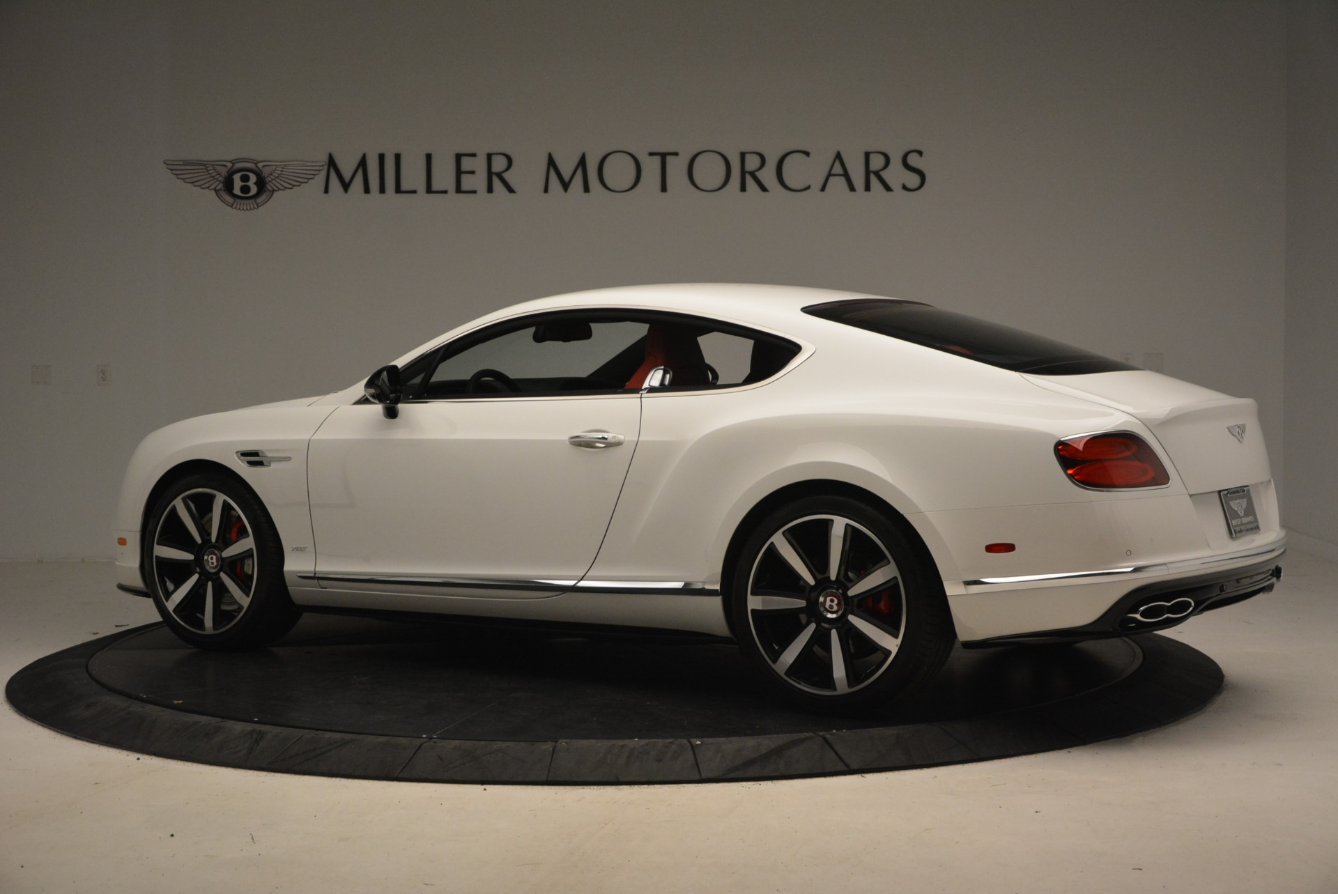 New 2017 Bentley Continental GT V8 S For Sale In Greenwich, CT 1384_p4