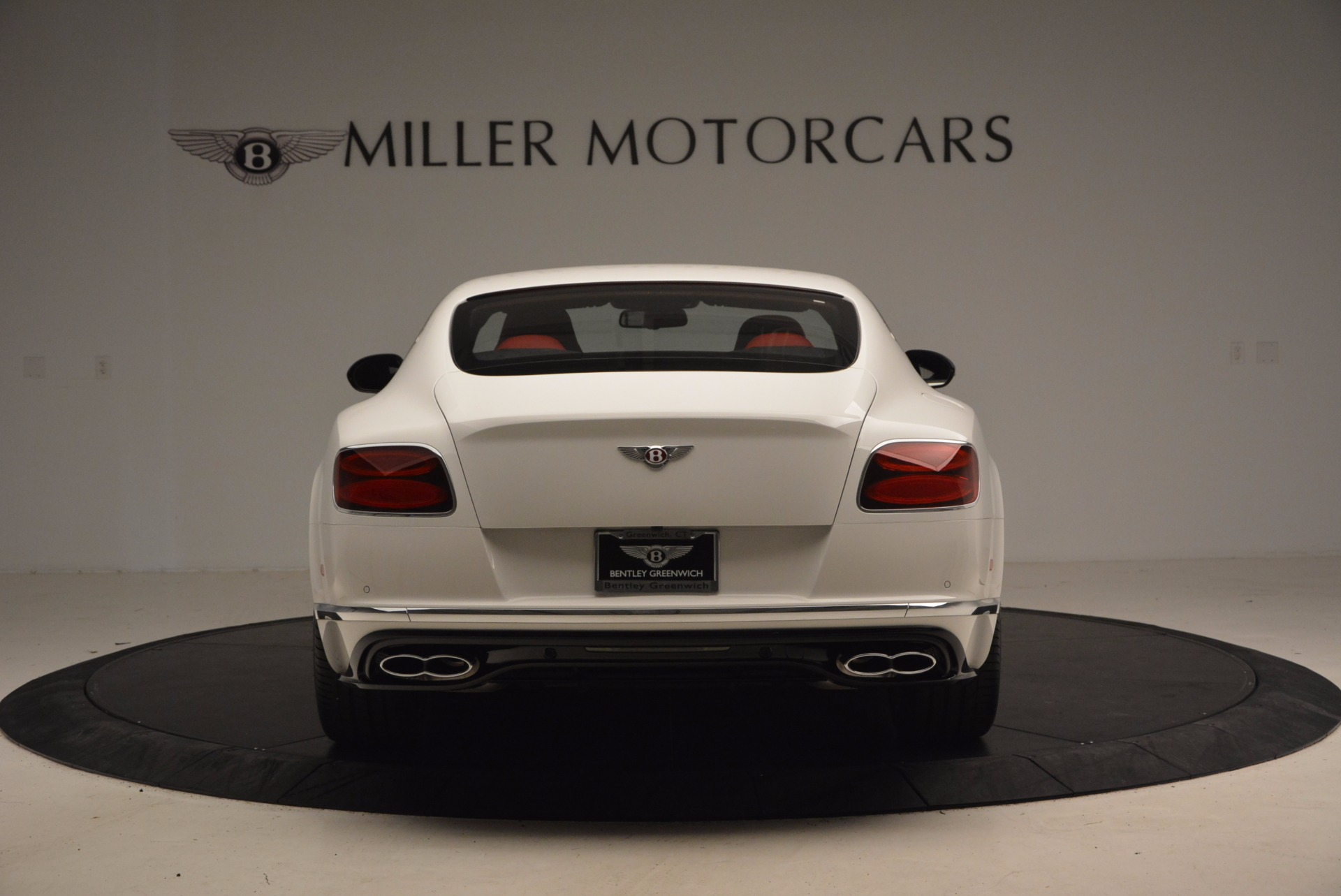 New 2017 Bentley Continental GT V8 S For Sale In Greenwich, CT 1384_p6