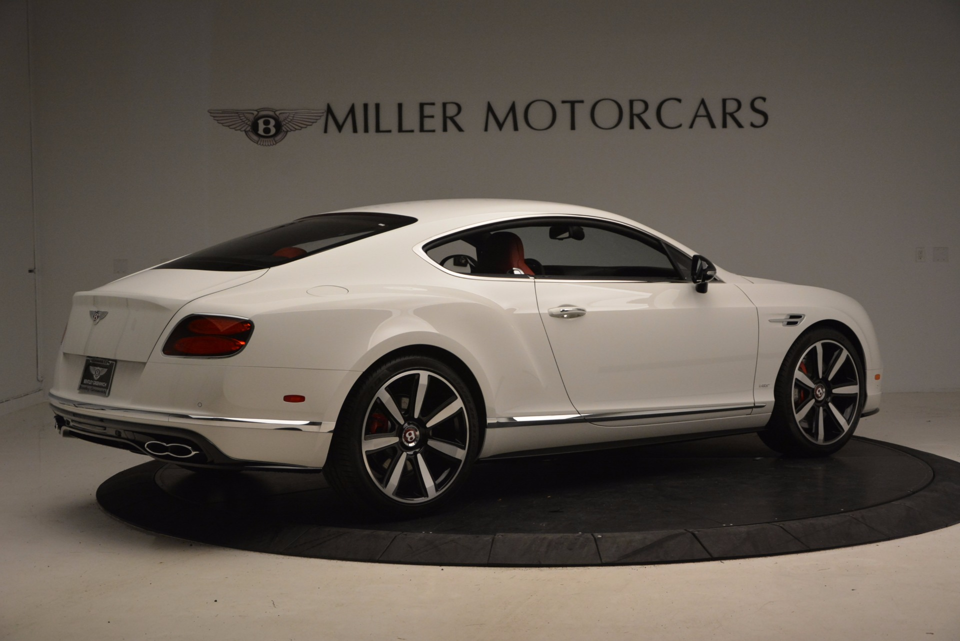 New 2017 Bentley Continental GT V8 S For Sale In Greenwich, CT 1384_p8