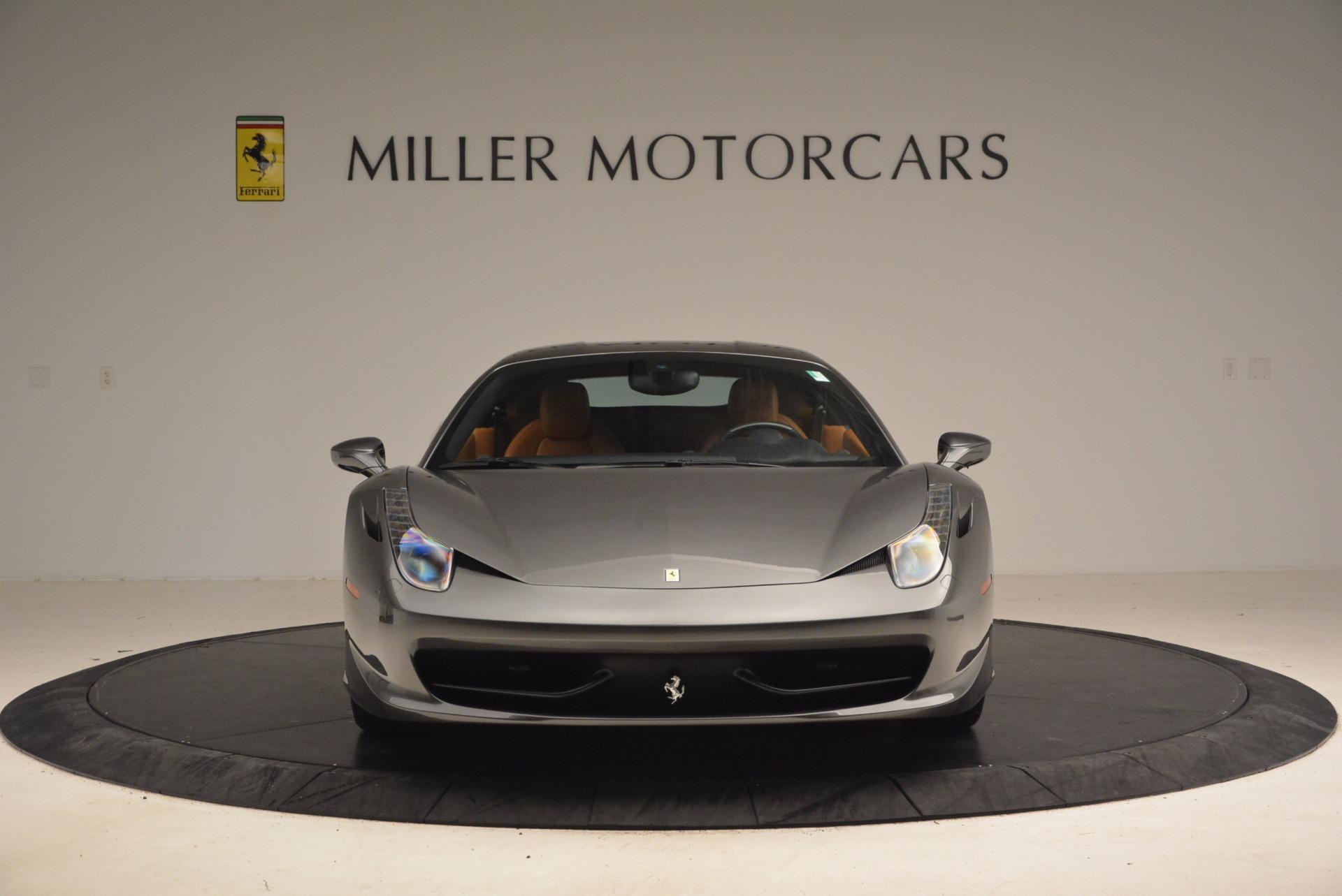 Used 2011 Ferrari 458 Italia  For Sale In Greenwich, CT 1385_p12