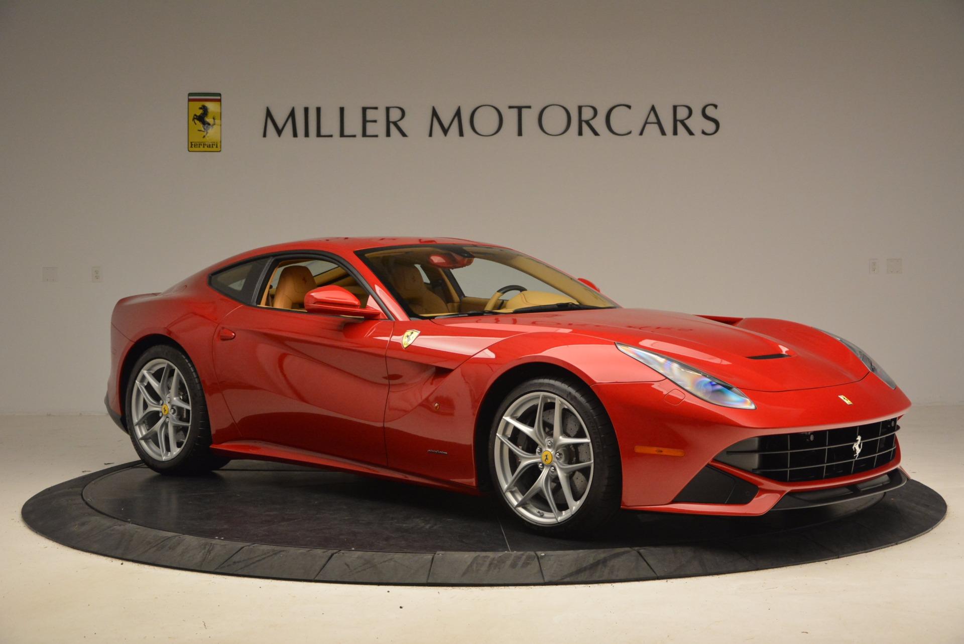 Used 2013 Ferrari F12 Berlinetta  For Sale In Greenwich, CT 1387_p10