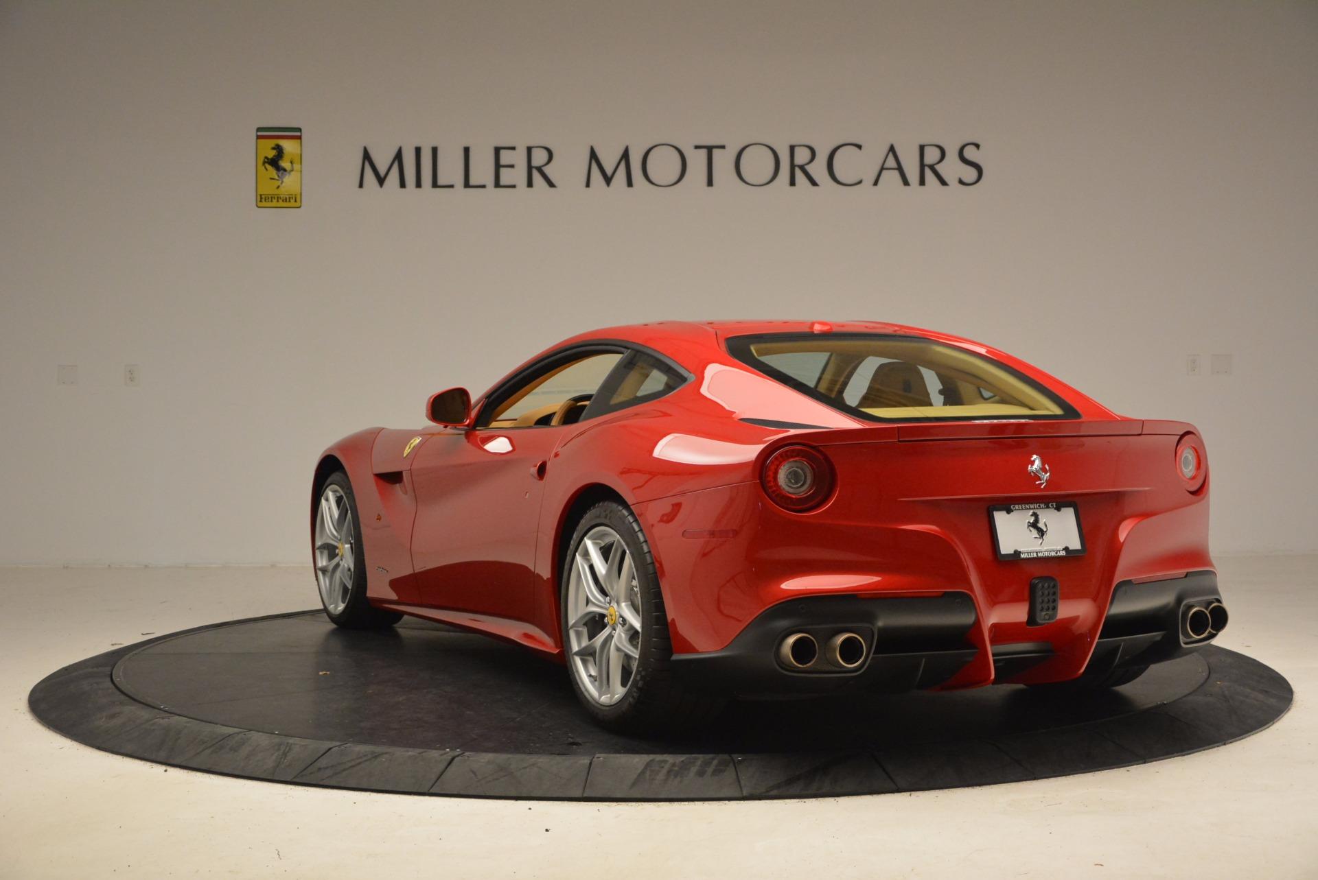 Used 2013 Ferrari F12 Berlinetta  For Sale In Greenwich, CT 1387_p5
