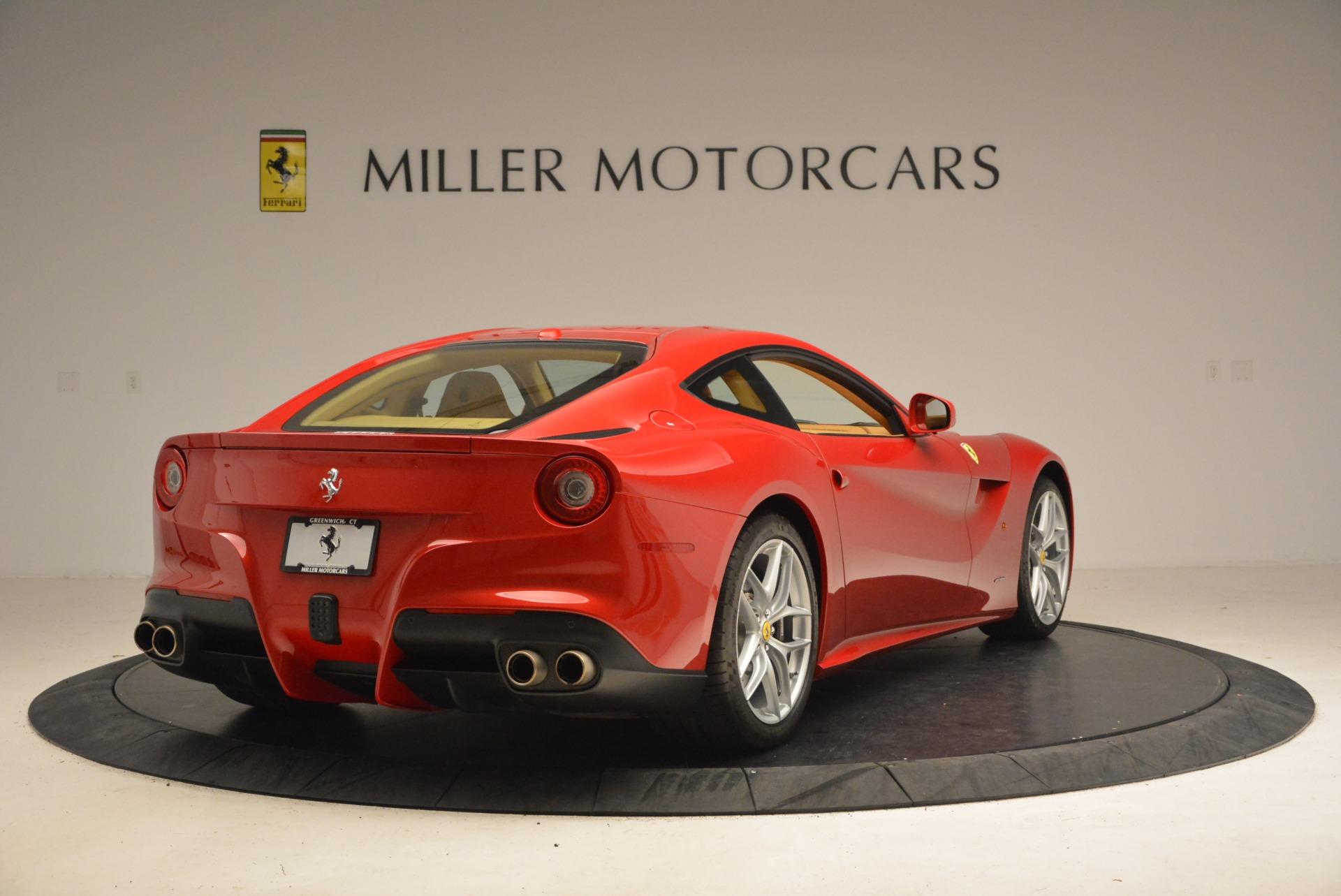 Used 2013 Ferrari F12 Berlinetta  For Sale In Greenwich, CT 1387_p7