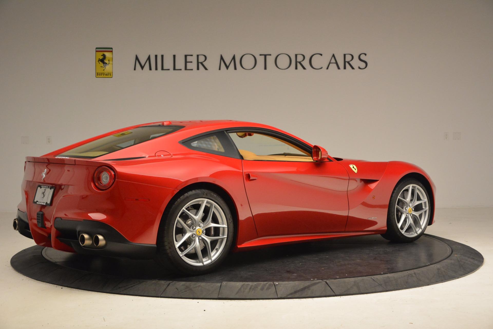 Used 2013 Ferrari F12 Berlinetta  For Sale In Greenwich, CT 1387_p8
