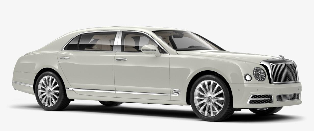 New 2017 Bentley Mulsanne EWB For Sale In Greenwich, CT 1389_main