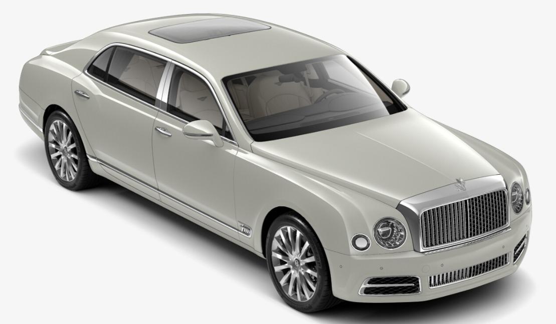 New 2017 Bentley Mulsanne EWB For Sale In Greenwich, CT 1389_p5