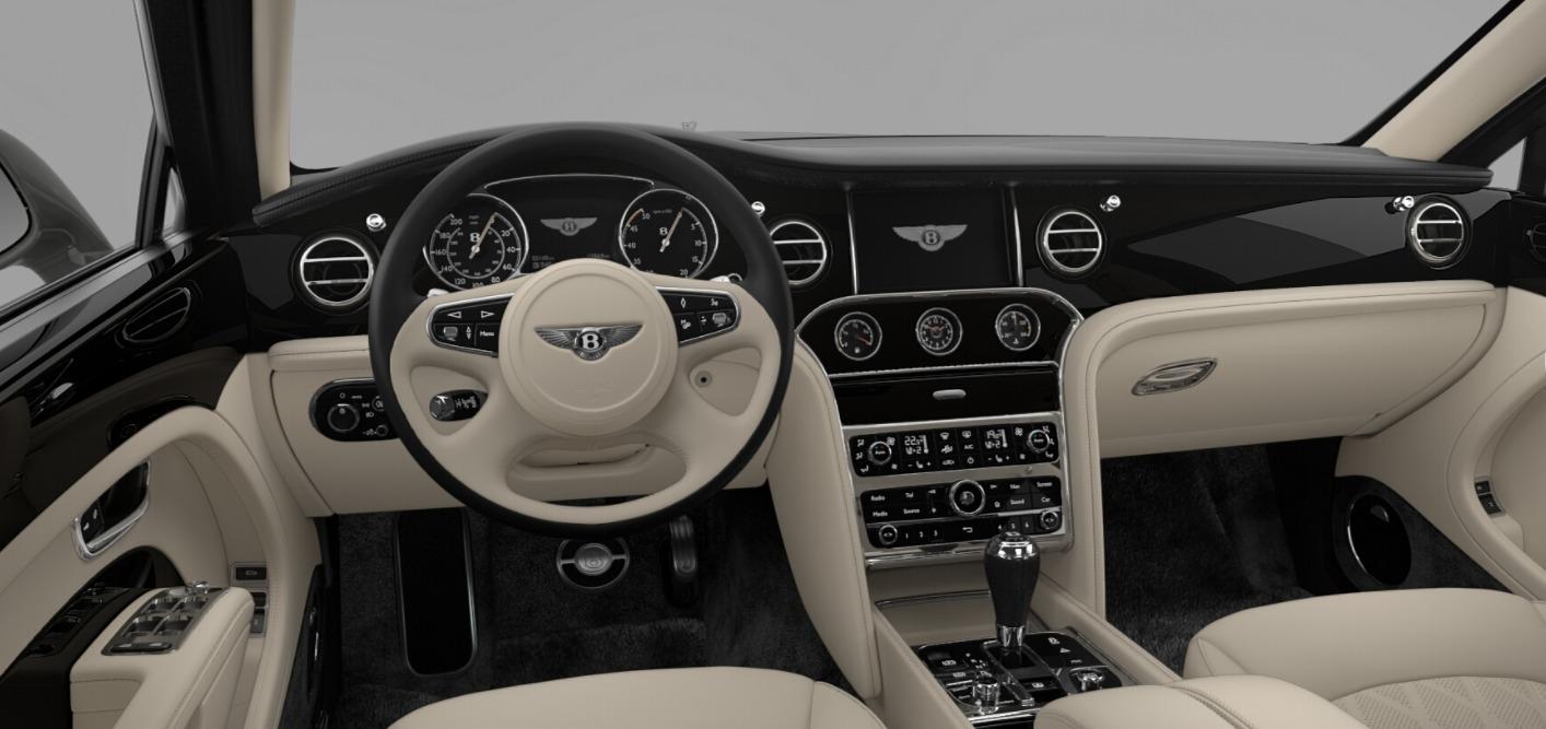 New 2017 Bentley Mulsanne EWB For Sale In Greenwich, CT 1389_p6