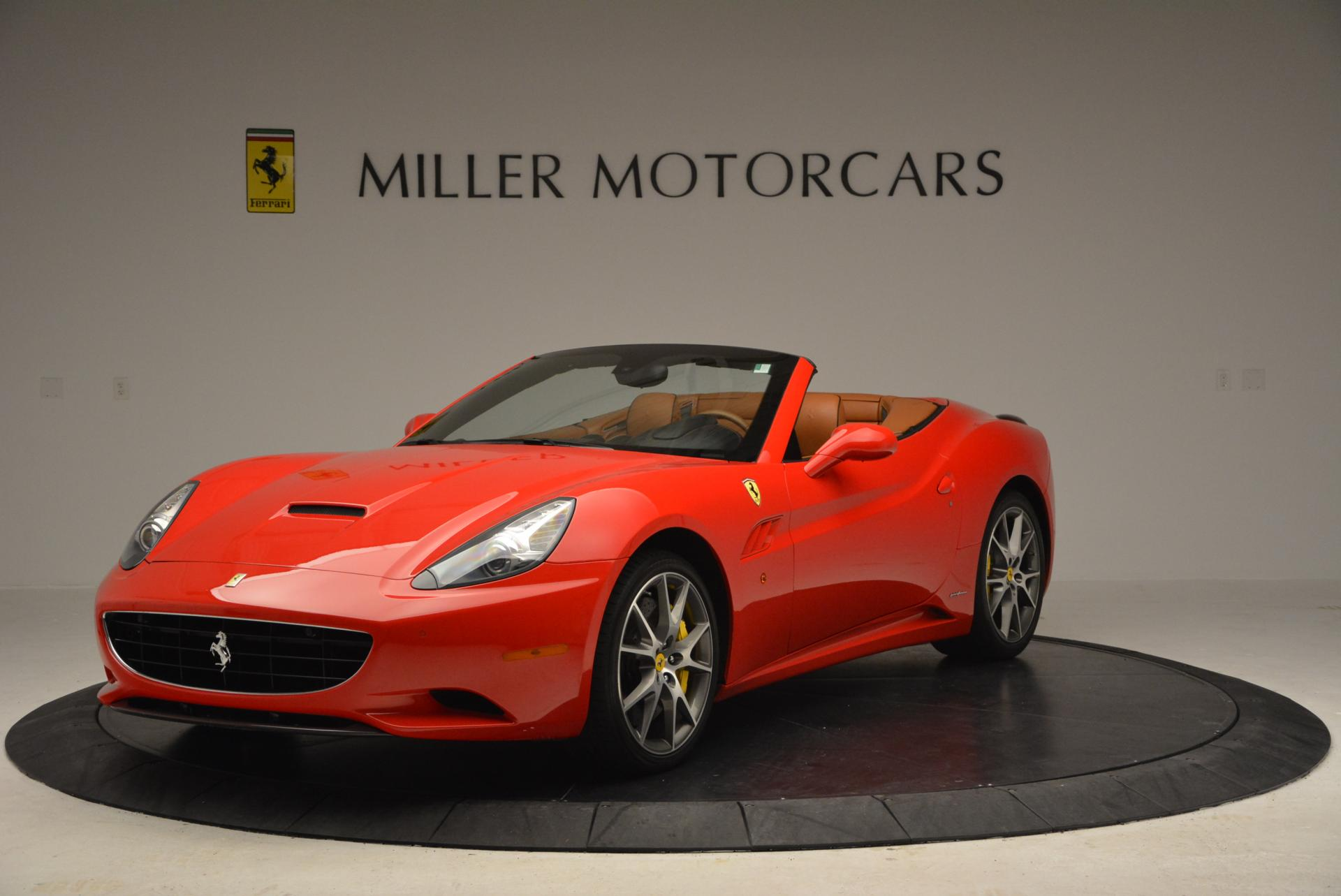 Used 2011 Ferrari California  For Sale In Greenwich, CT
