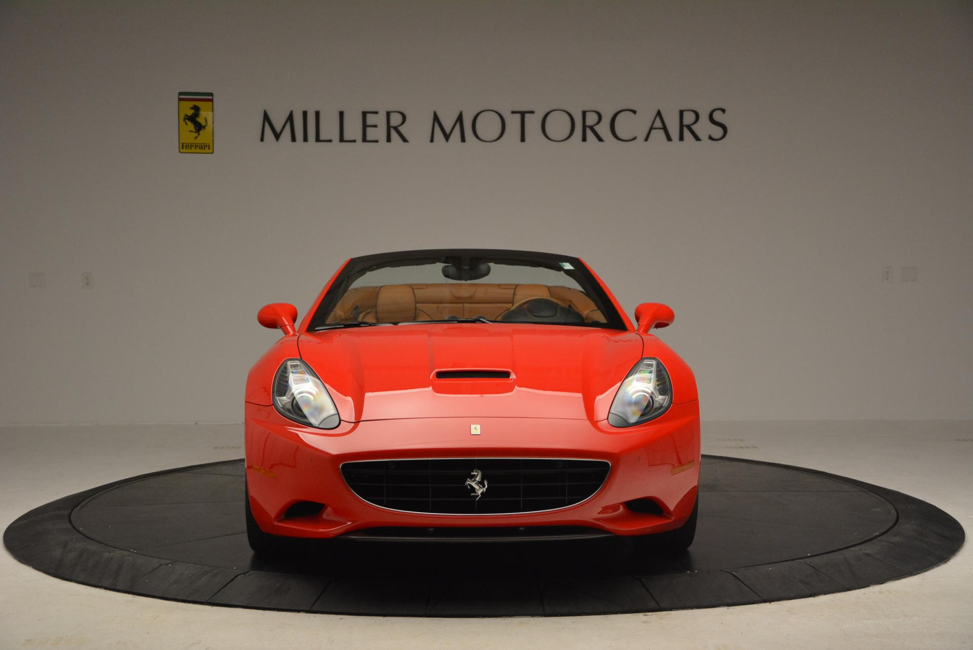 Used 2011 Ferrari California  For Sale In Greenwich, CT 139_p12
