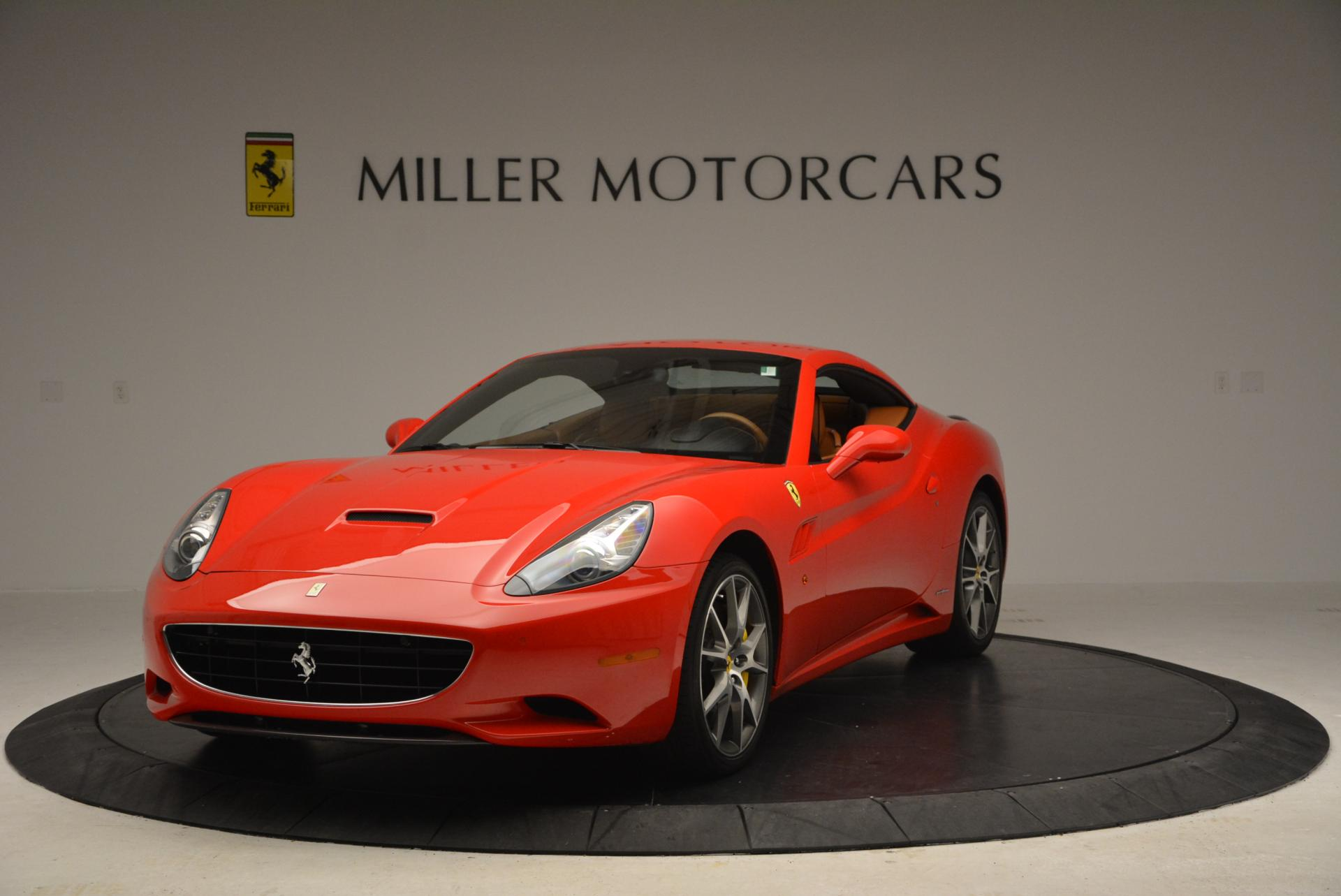 Used 2011 Ferrari California  For Sale In Greenwich, CT 139_p13