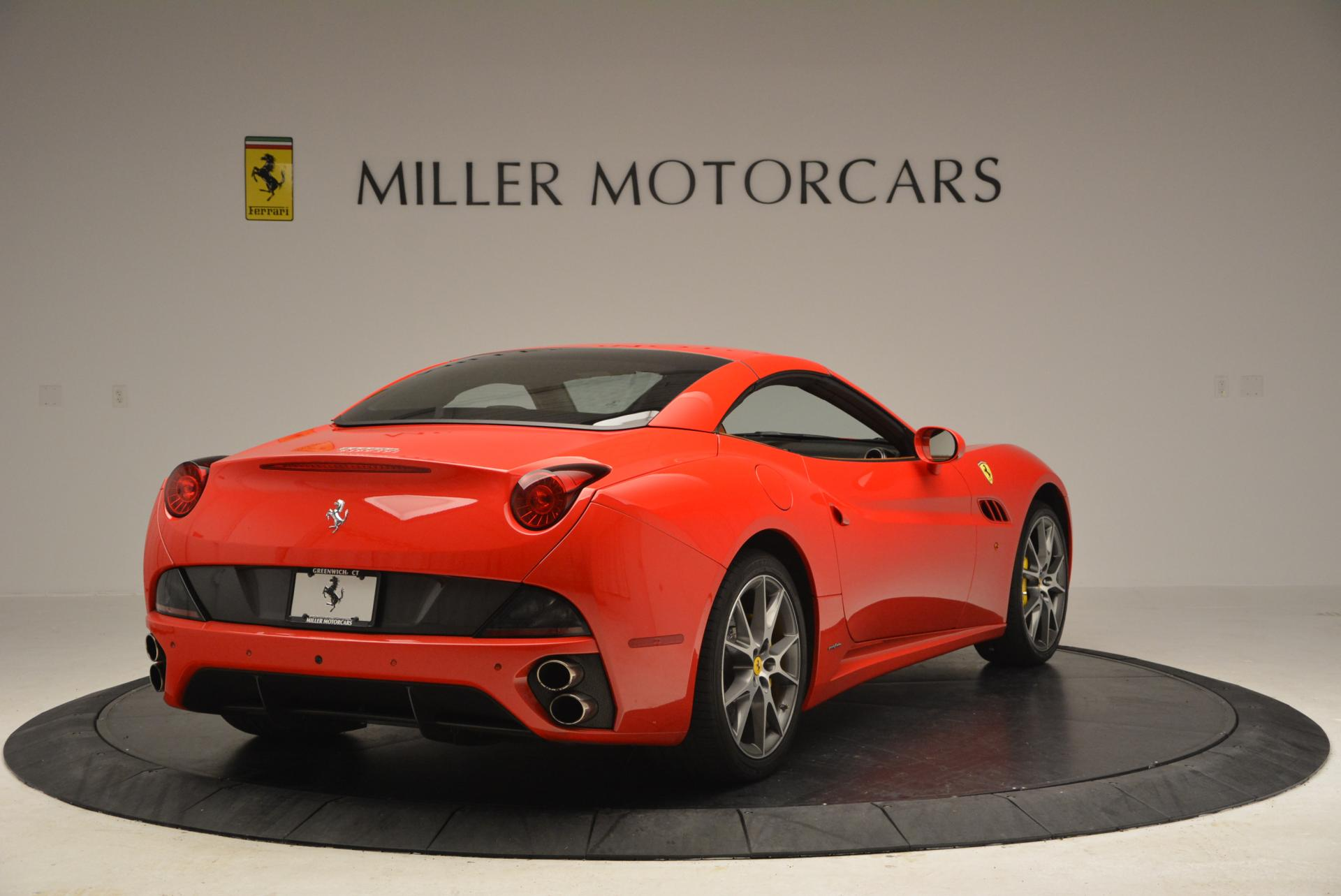Used 2011 Ferrari California  For Sale In Greenwich, CT 139_p19