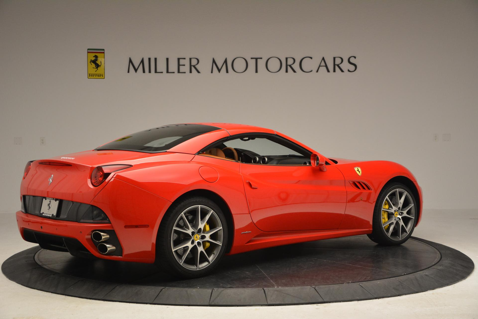 Used 2011 Ferrari California  For Sale In Greenwich, CT 139_p20