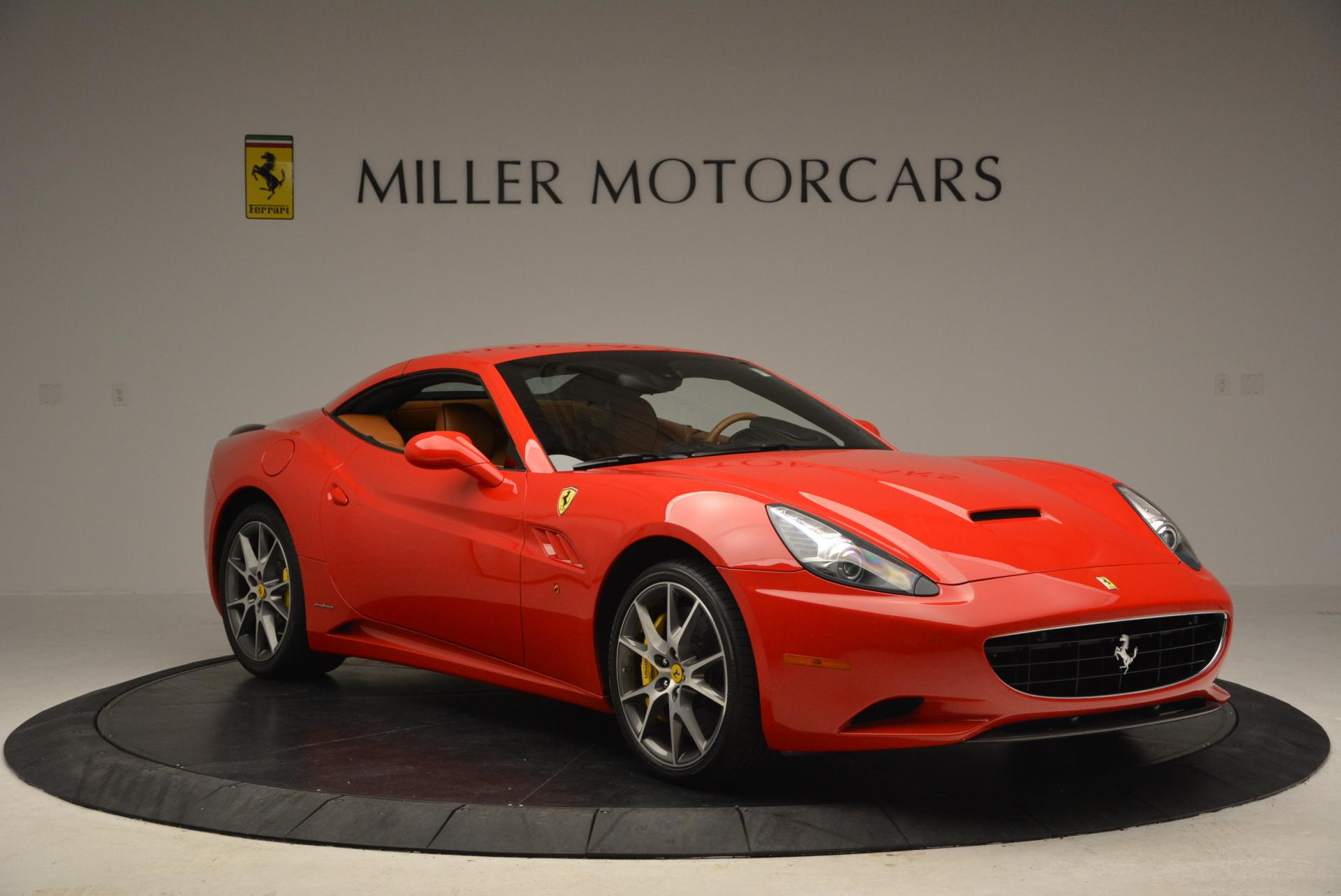 Used 2011 Ferrari California  For Sale In Greenwich, CT 139_p23