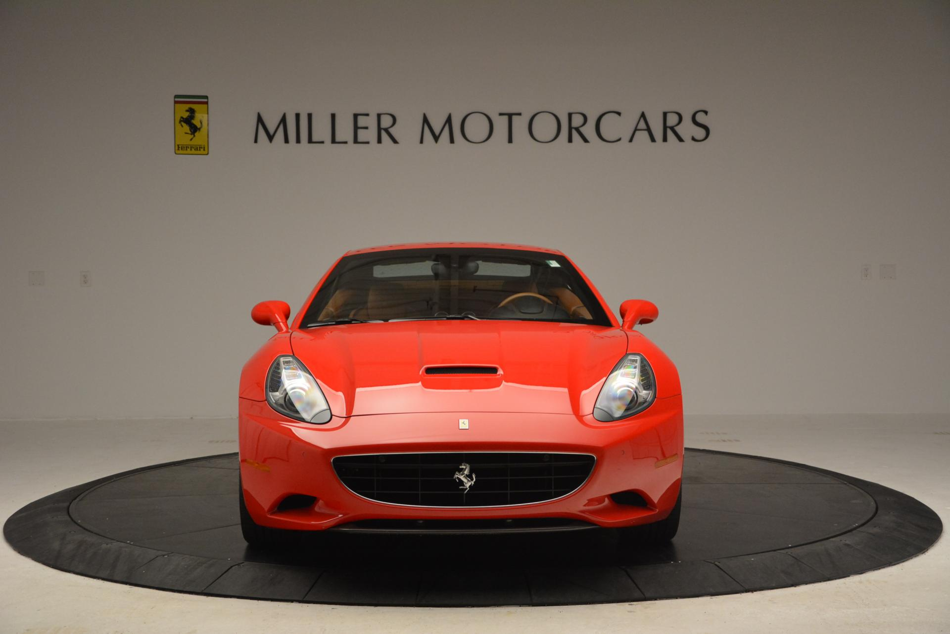Used 2011 Ferrari California  For Sale In Greenwich, CT 139_p24