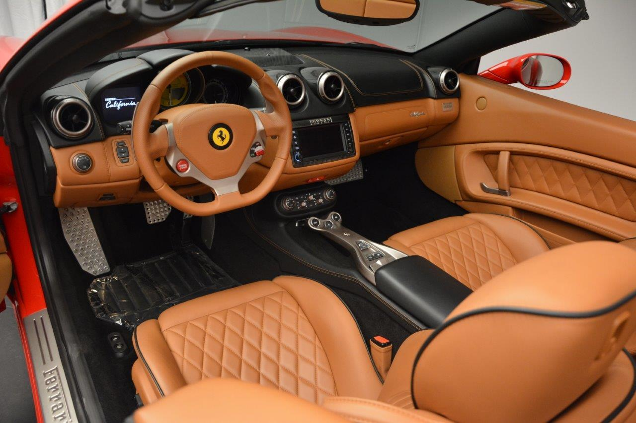 Used 2011 Ferrari California  For Sale In Greenwich, CT 139_p25