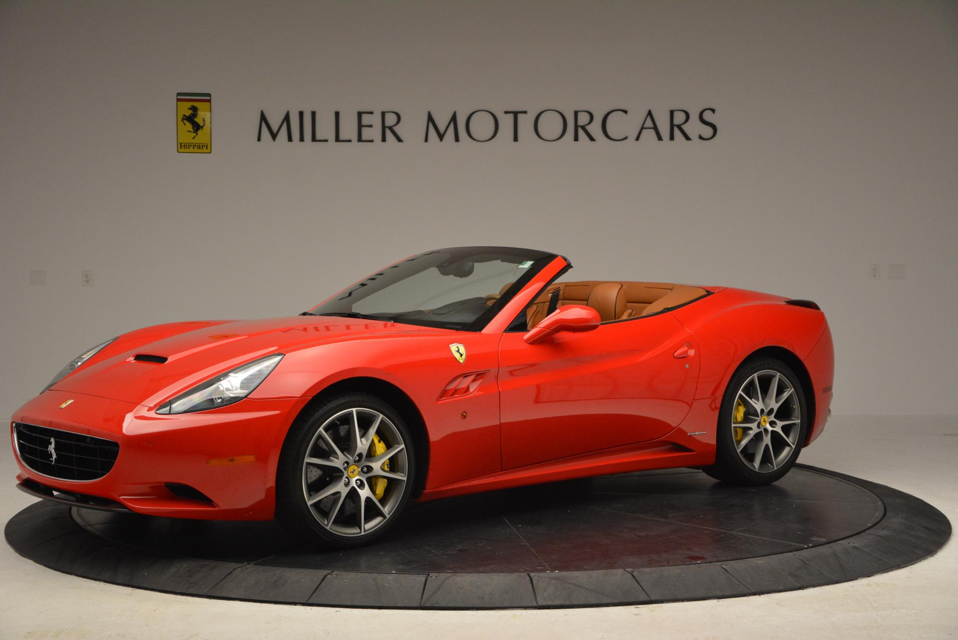 Used 2011 Ferrari California  For Sale In Greenwich, CT 139_p2