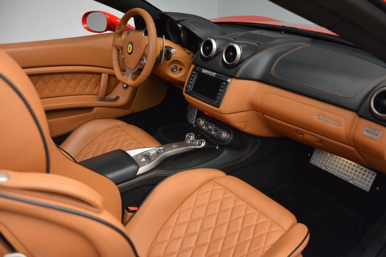 Used 2011 Ferrari California  For Sale In Greenwich, CT 139_p30