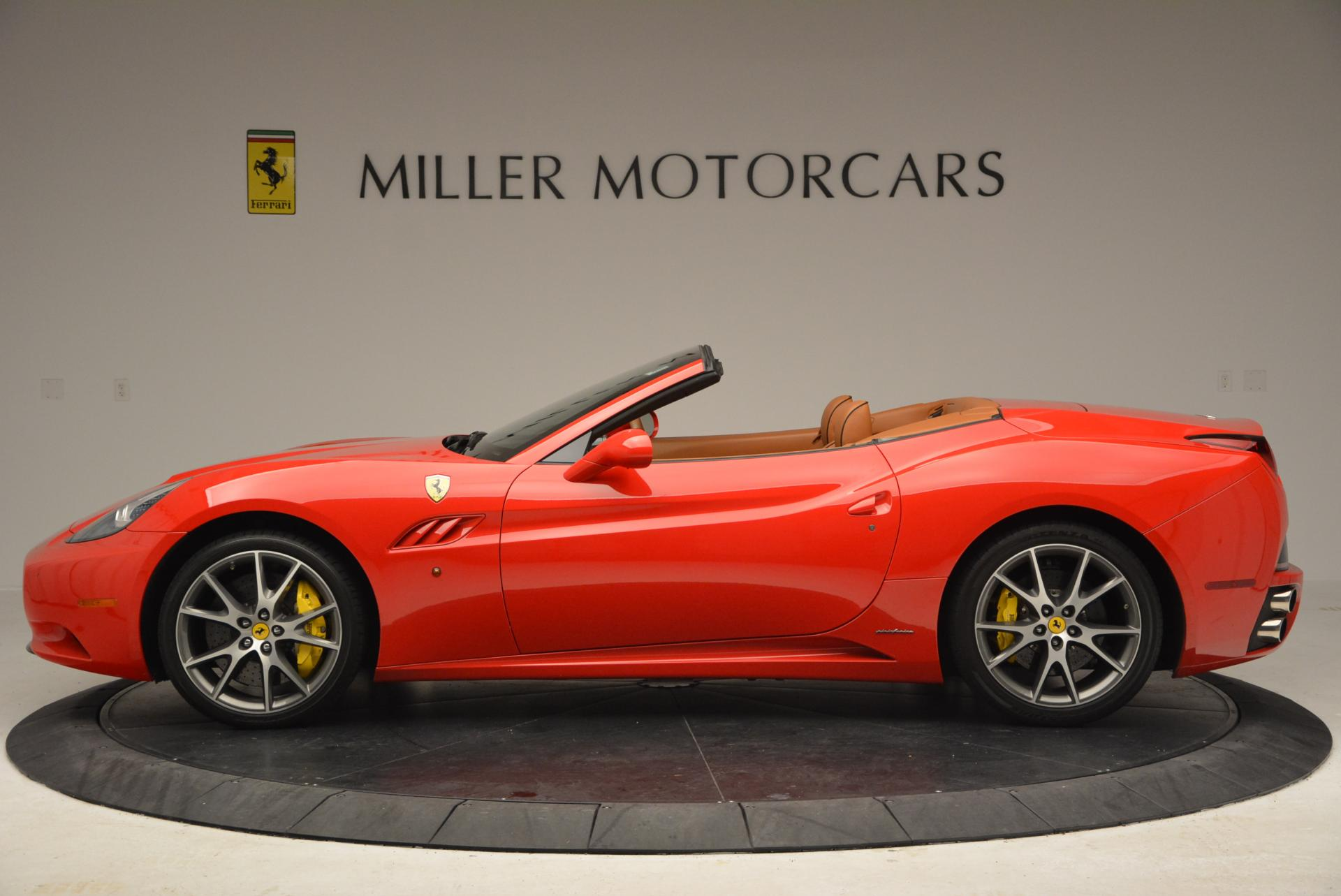 Used 2011 Ferrari California  For Sale In Greenwich, CT 139_p3