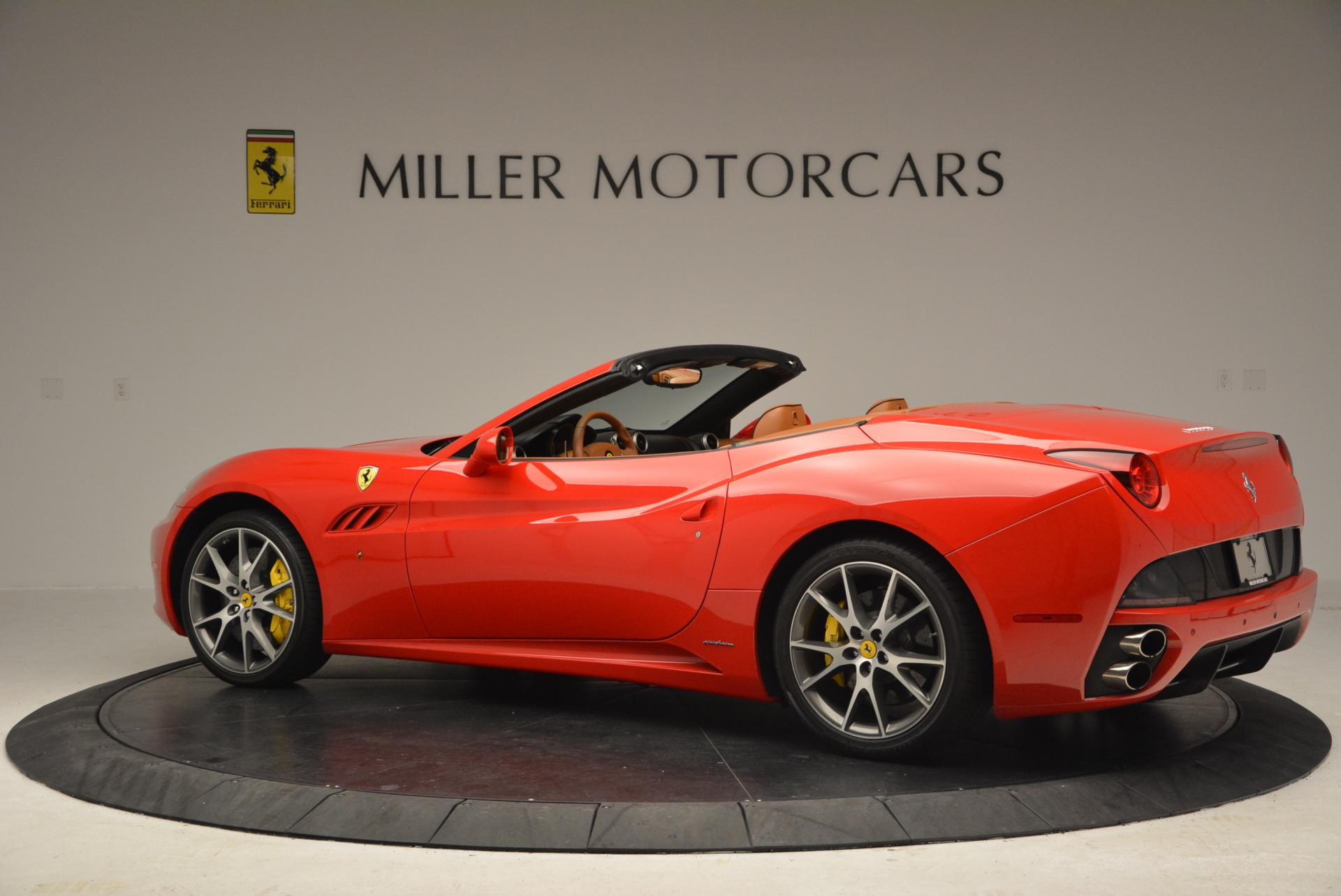 Used 2011 Ferrari California  For Sale In Greenwich, CT 139_p4