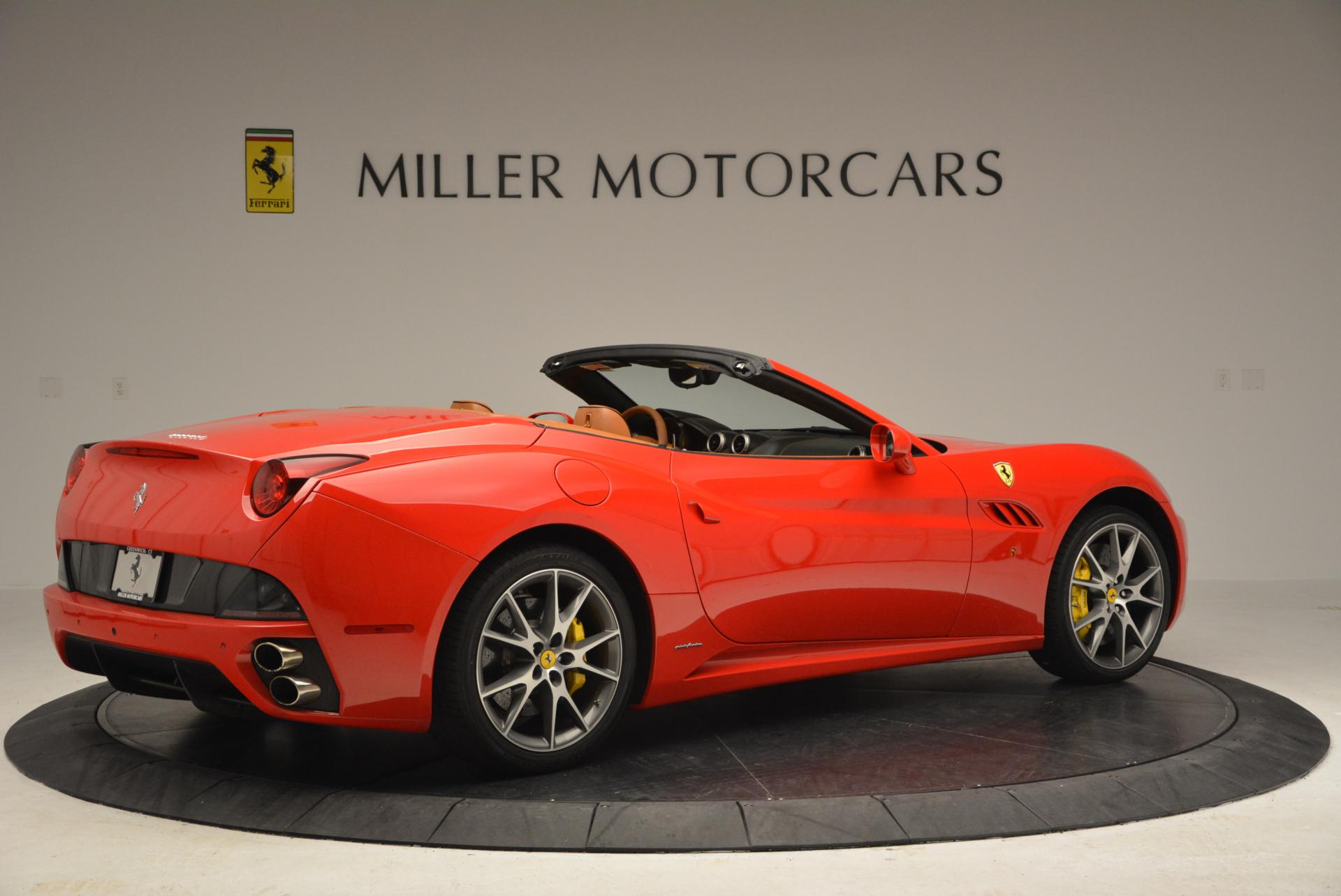 Used 2011 Ferrari California  For Sale In Greenwich, CT 139_p8