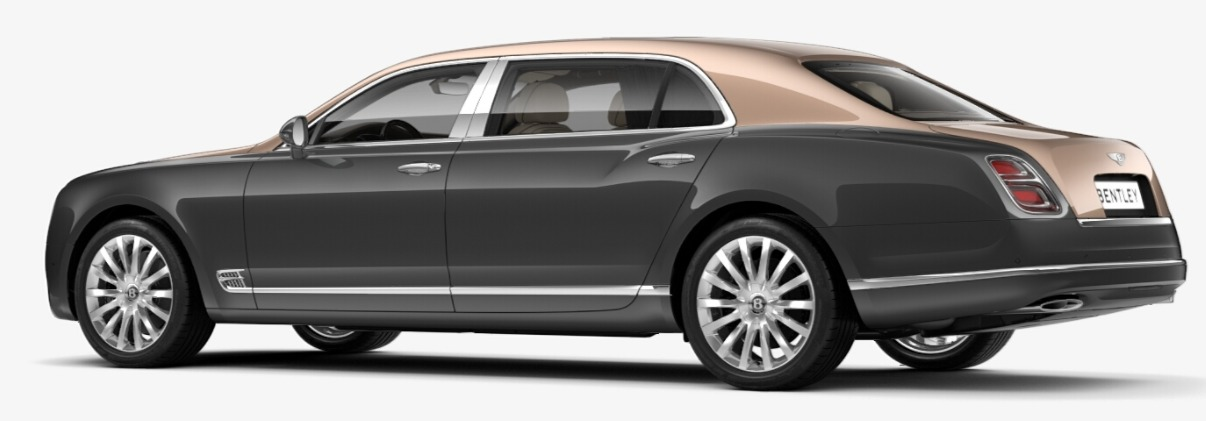 New 2017 Bentley Mulsanne Extended Wheelbase For Sale In Greenwich, CT 1390_p3