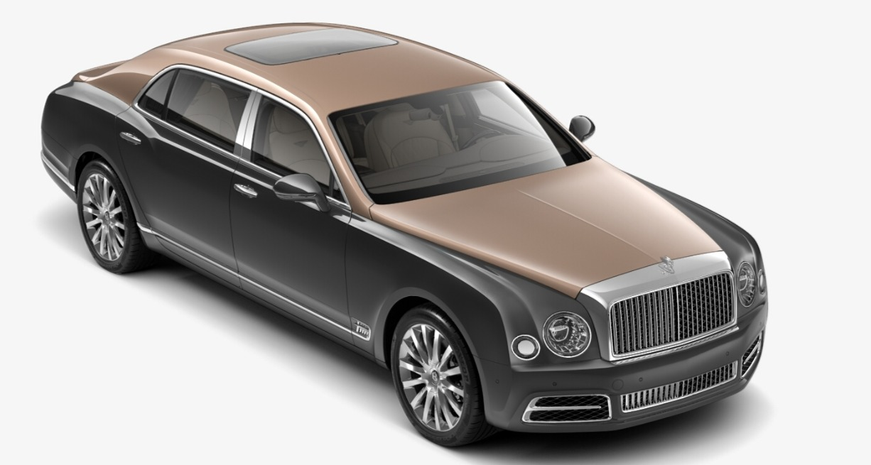 New 2017 Bentley Mulsanne Extended Wheelbase For Sale In Greenwich, CT 1390_p5